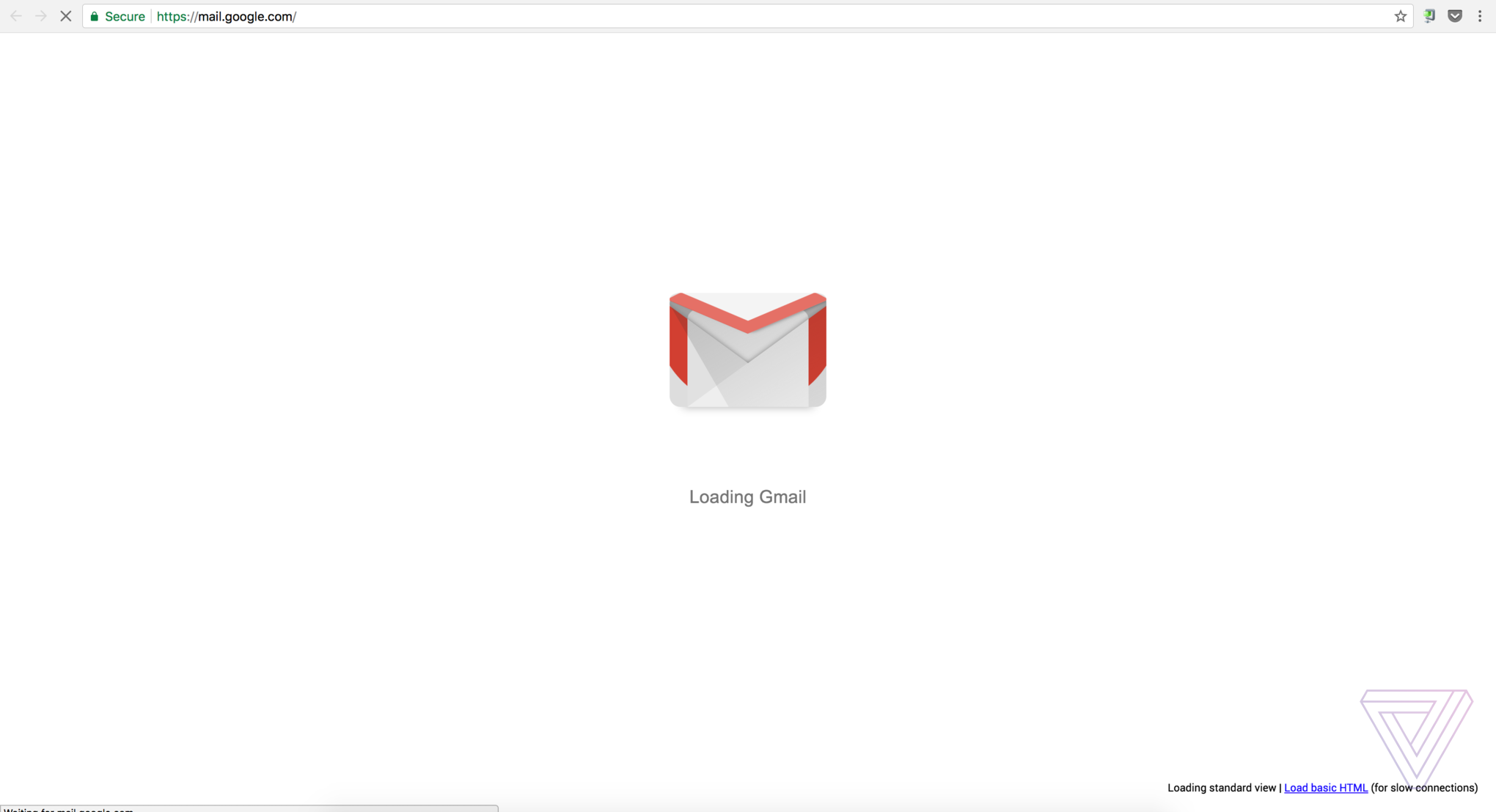 This Is The New Gmail Design Verge Web Page Layout Diagram Showing How Different Component Html Files Grid View