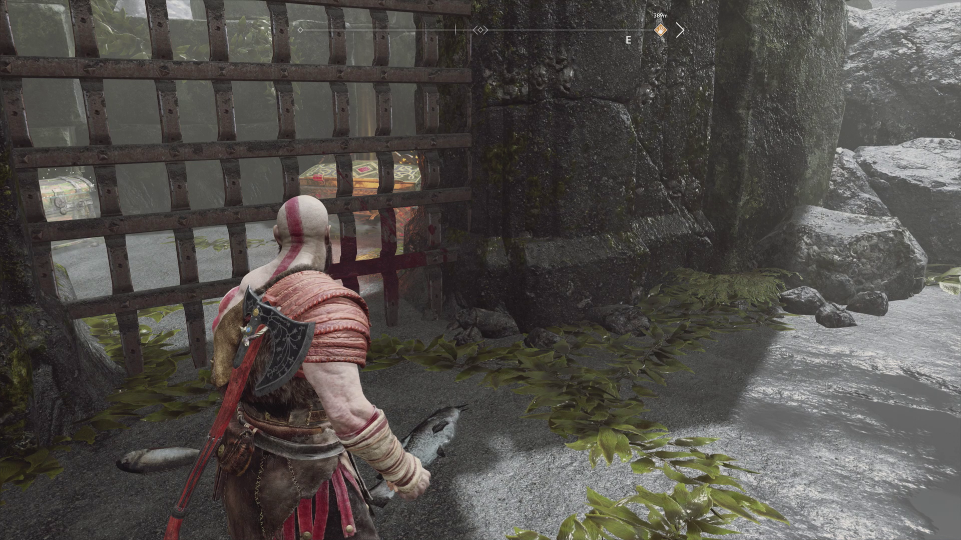 God of War's Epic World in Screenshots