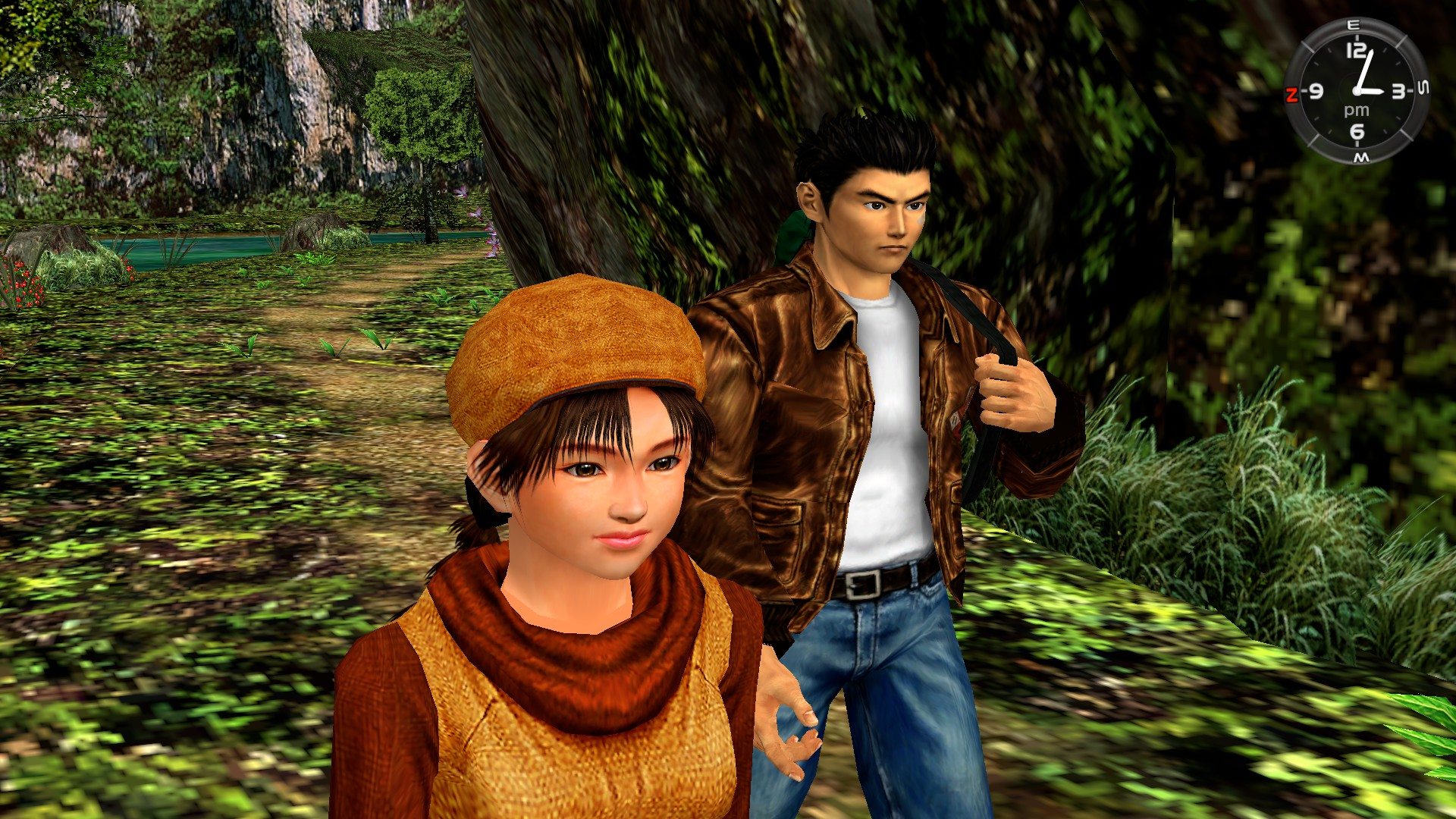 Image result for shenmue 2 cover