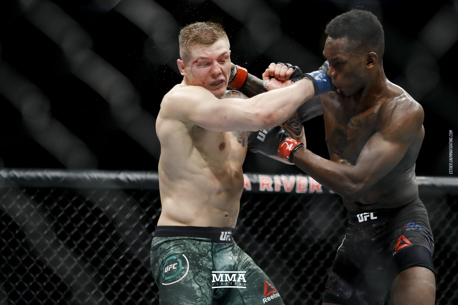Israel Adesanya coach says of wrestling Marvin Vettori's: 'Is Marvin as good as Jan Blachowicz?'