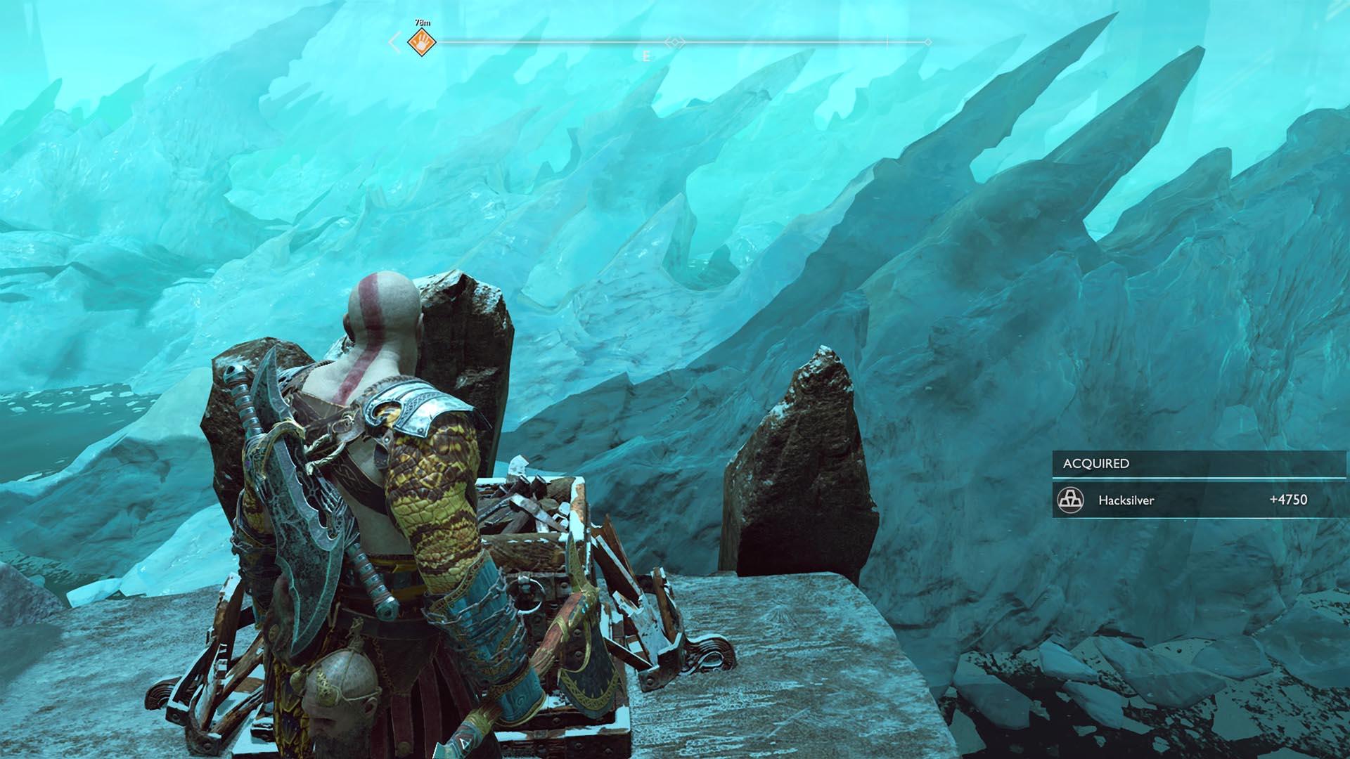God Of War Guide Escape From Helheim Walkthrough With Collectibles