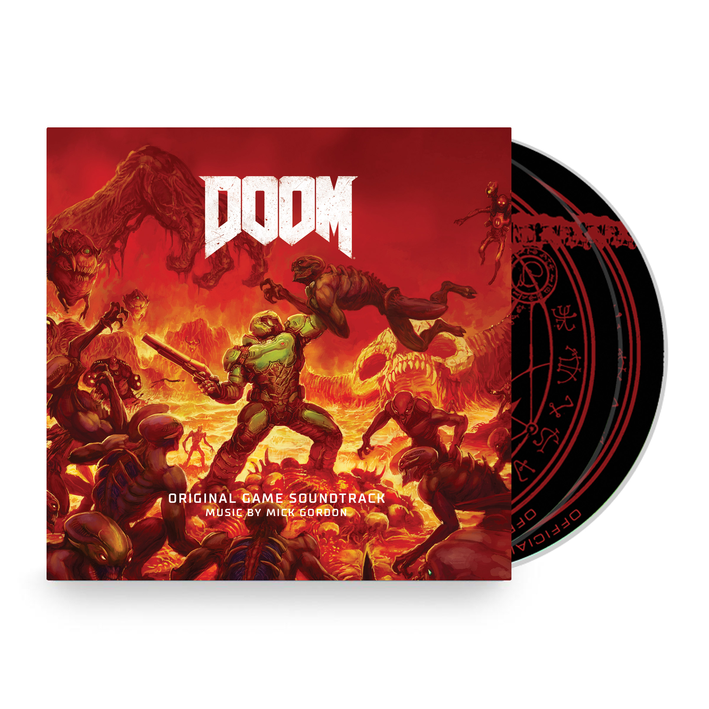 Doom S Amazing Soundtrack Getting Deluxe Physical Release