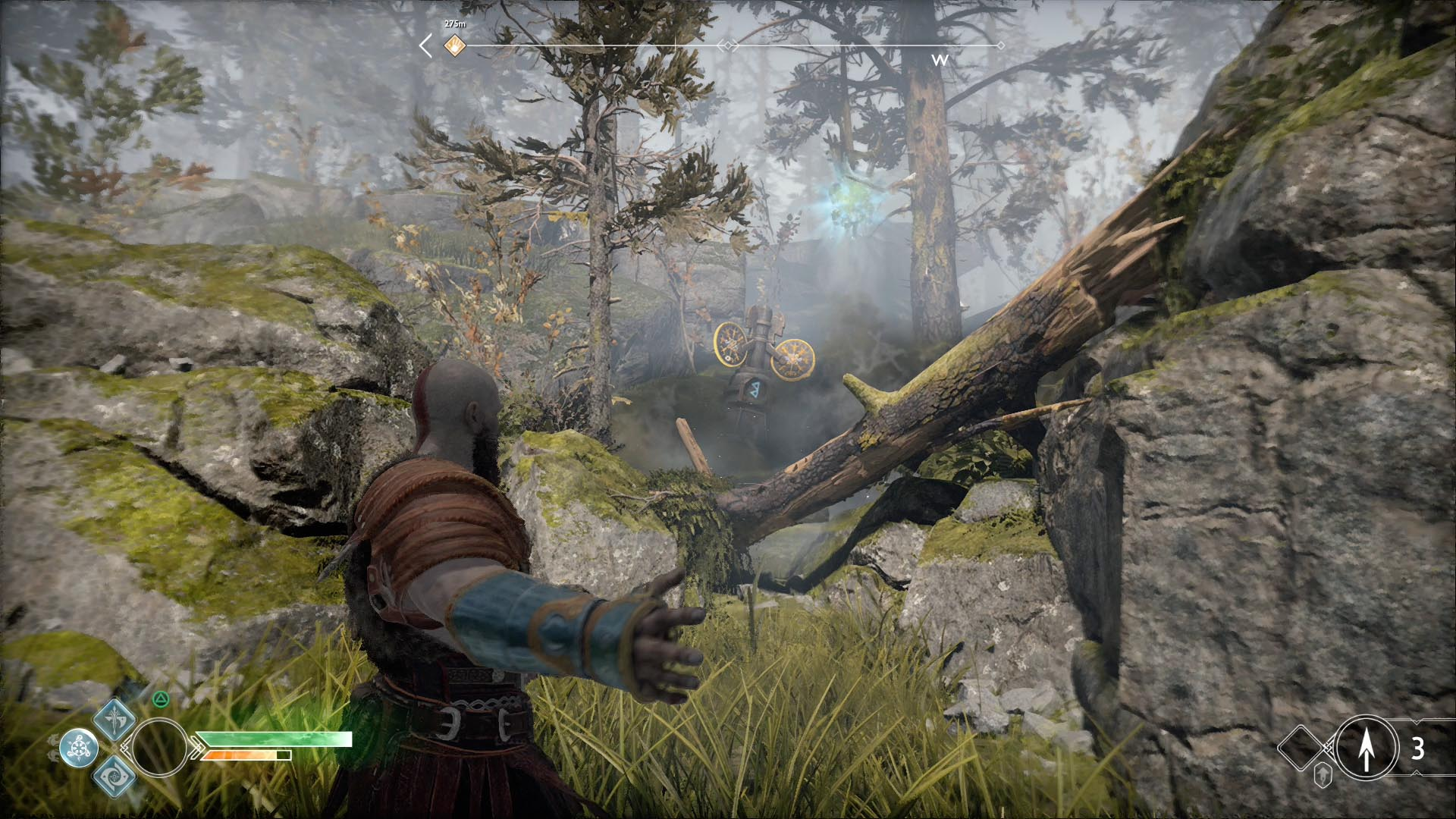 God of War guide: Foothills and Mountain's Base walkthrough and