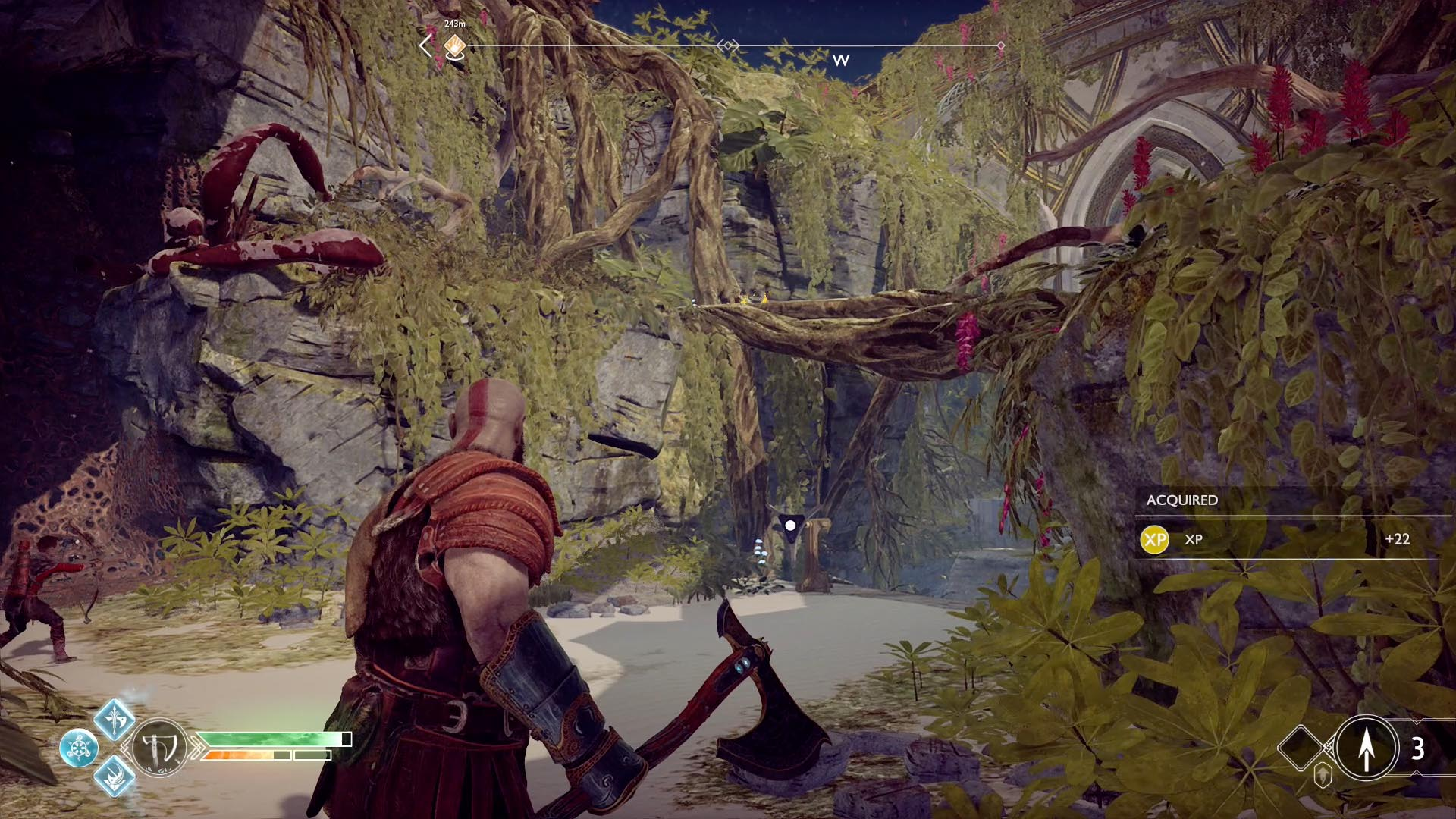 god of war how to return to alfheim