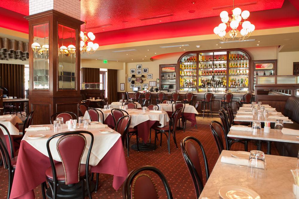 Cafe Des Artistes New York Menu