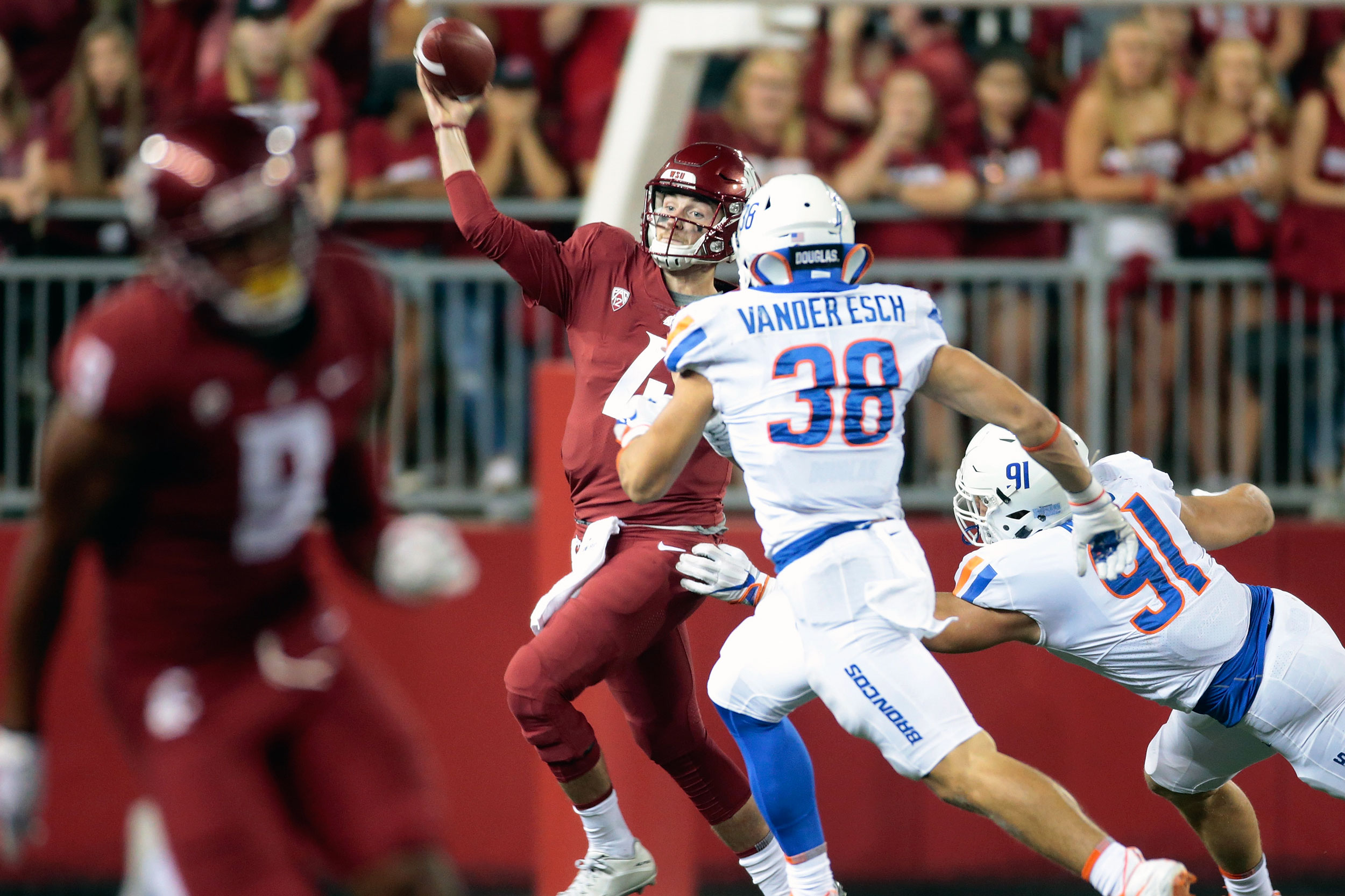 Leighton Vander Esch Is More Than The Stuff Of Nfl Draft