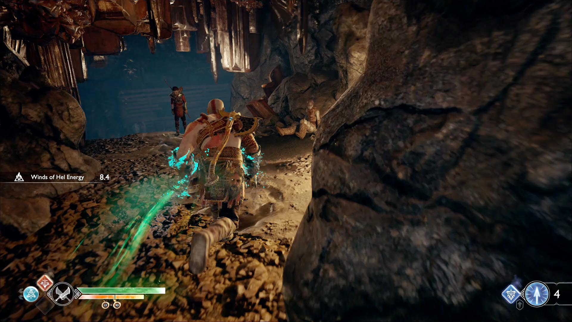 God Of War Guide Witch S Cave Collectibles Treasure Chests