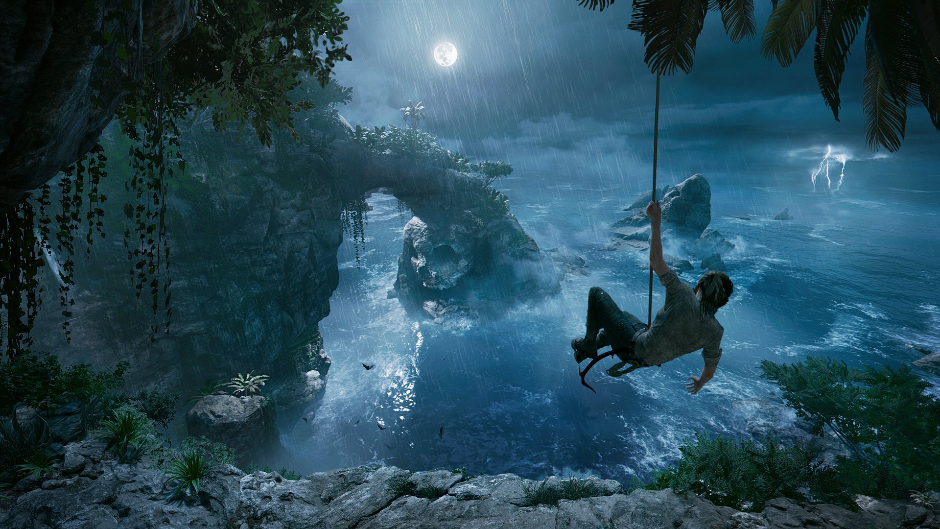Shadow of the Tomb Raider's first images look impressive