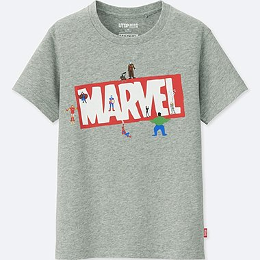 80f5db28 UTGP Marvel Graphic T-Shirt - Avengers (also comes in kids sizes) Uniqlo
