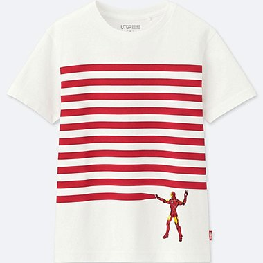 05141703 Fan-designed Marvel shirts hit Uniqlo stores today - Polygon
