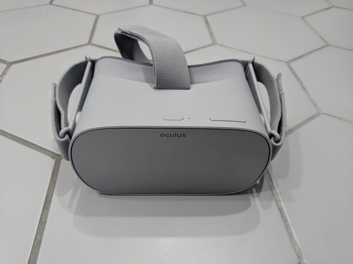 Oculus Go Movement Unity