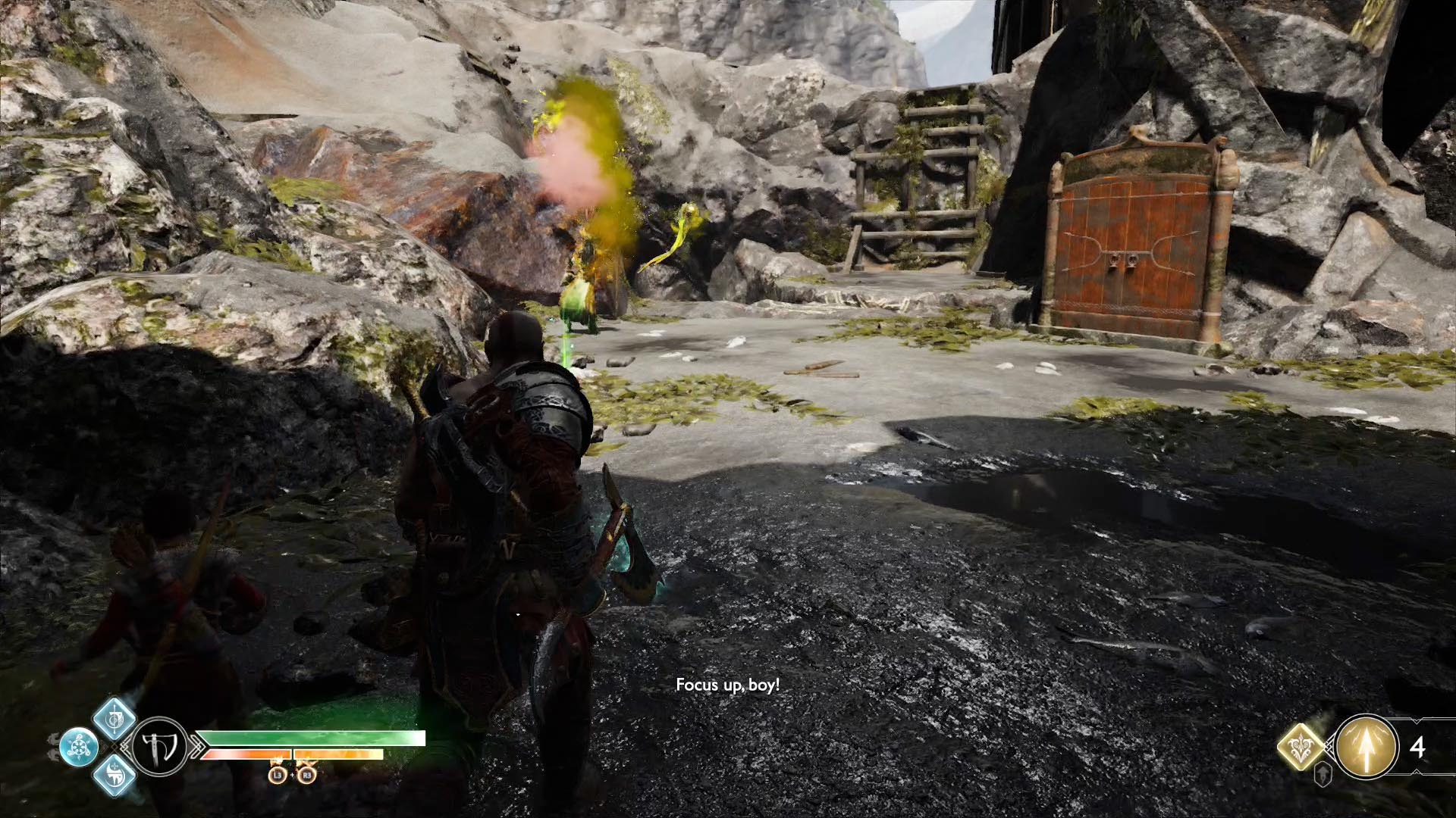 God Of War Guide Muspelheim Tower Walkthrough And Collectibles
