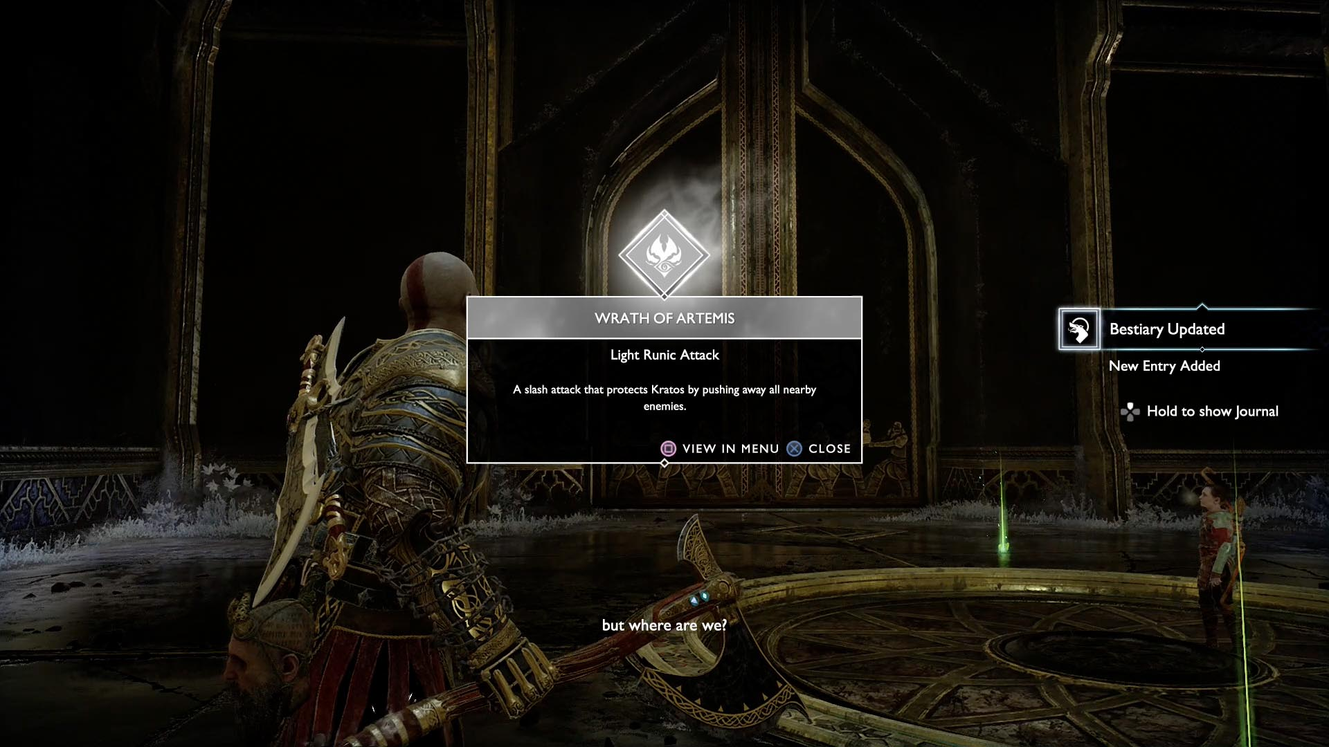 God of War guide: Between Realms and the Gauntlet of Realms