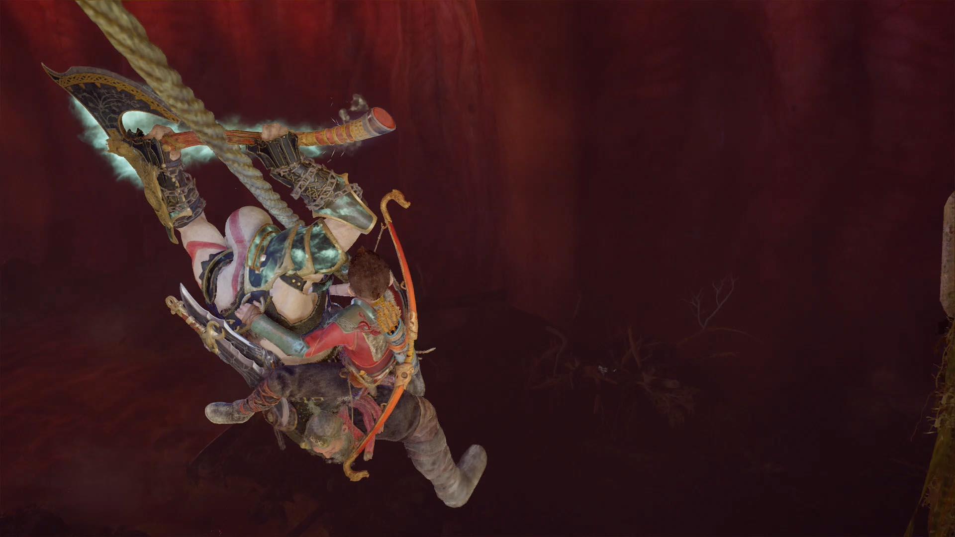God of War guide: Jotunheim in Reach walkthrough and boss