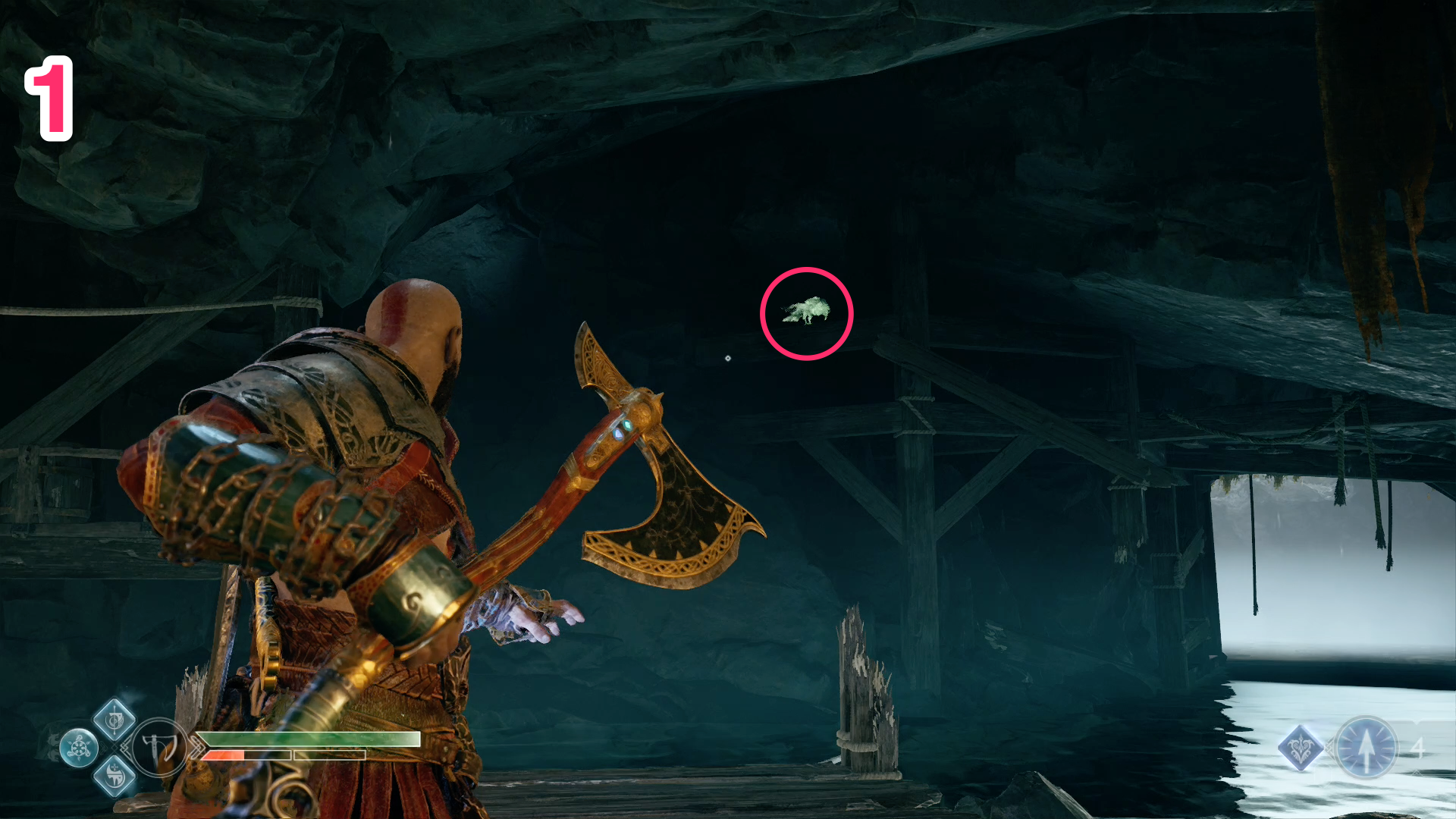 God of War Odin's raven location guide: How to find all 51