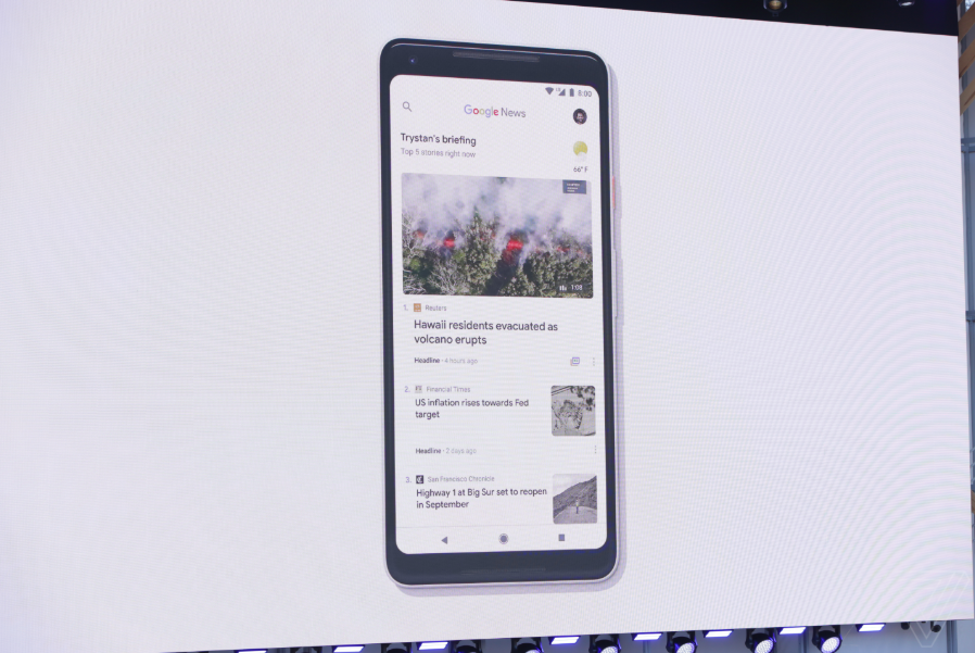 Google News is getting an overhaul and customized news feeds