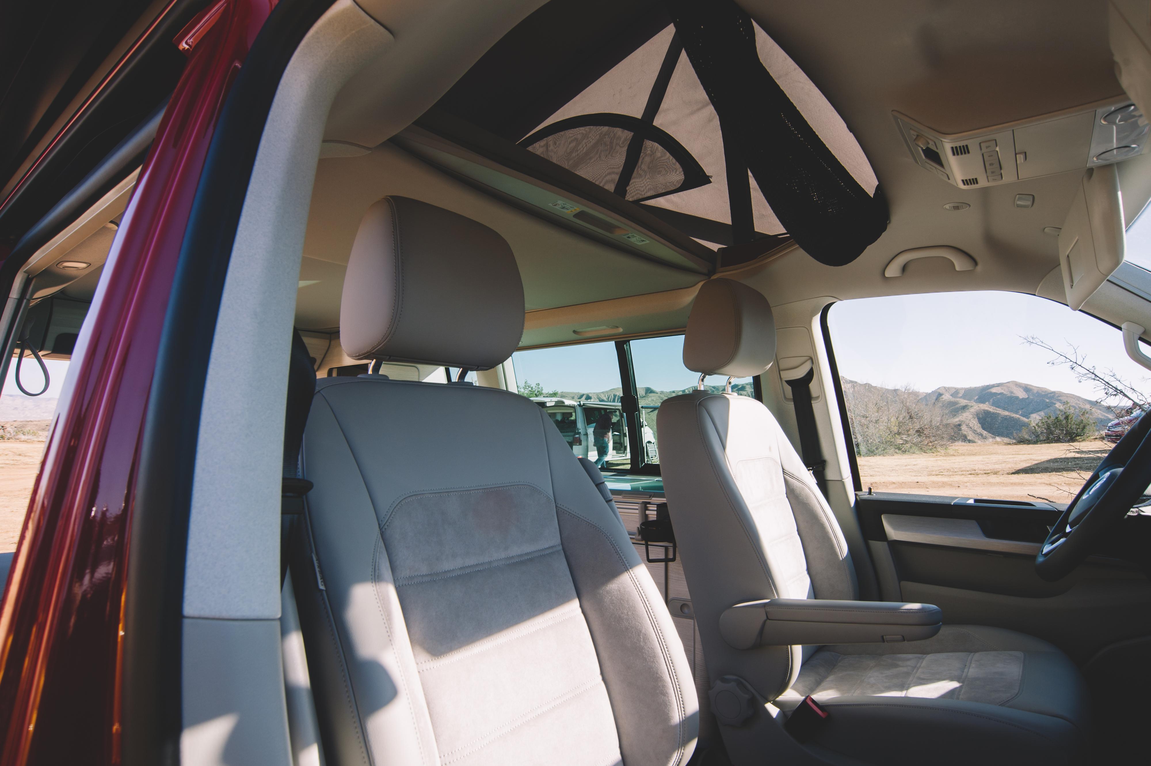 Why the Volkswagen California van is the camper we need