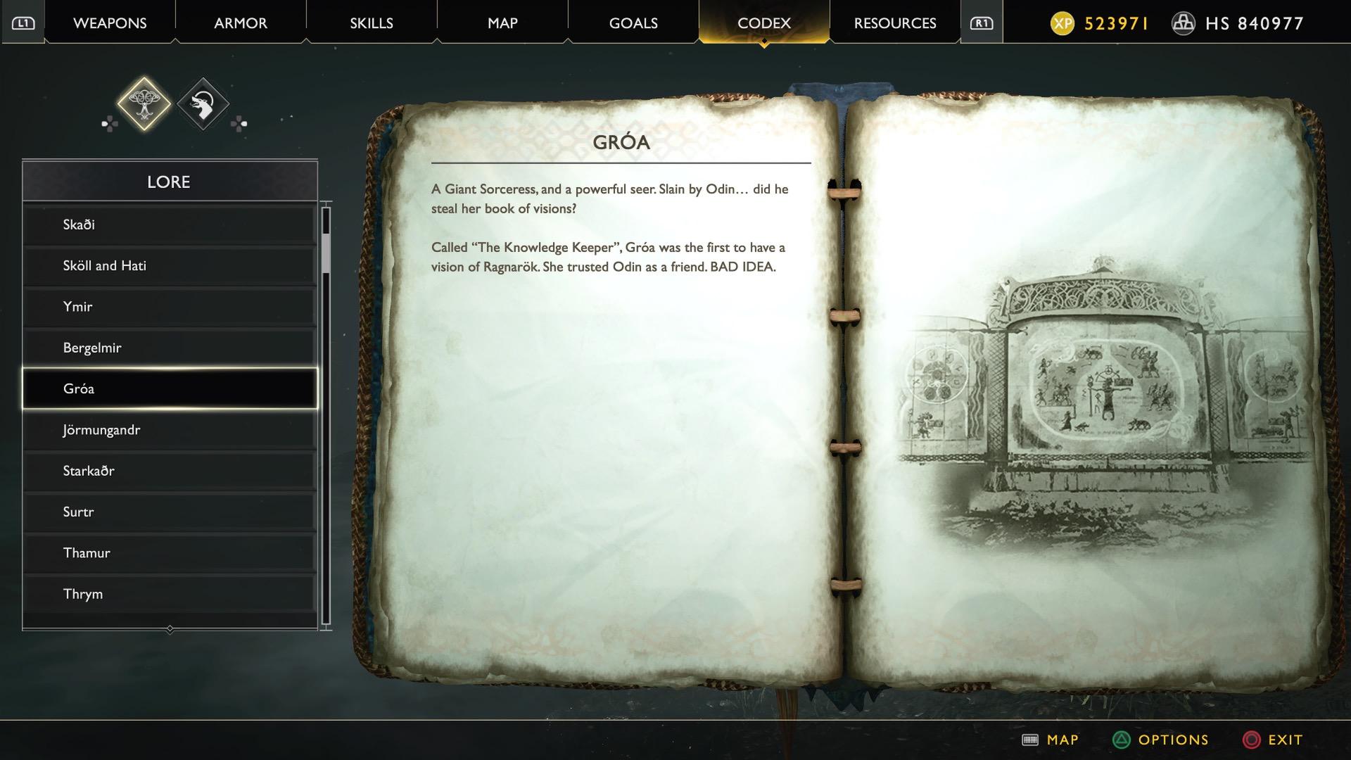 God of War guide: All Jotnar shrine locations - Polygon