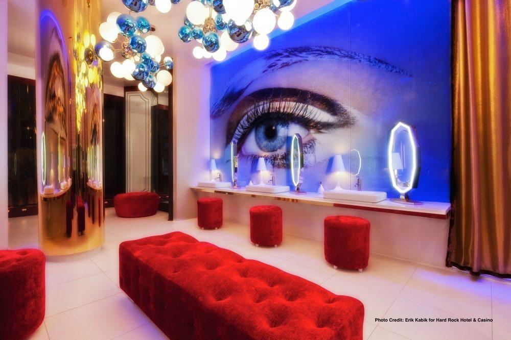 Vanity Nightclub Bathroom Eater Vegas