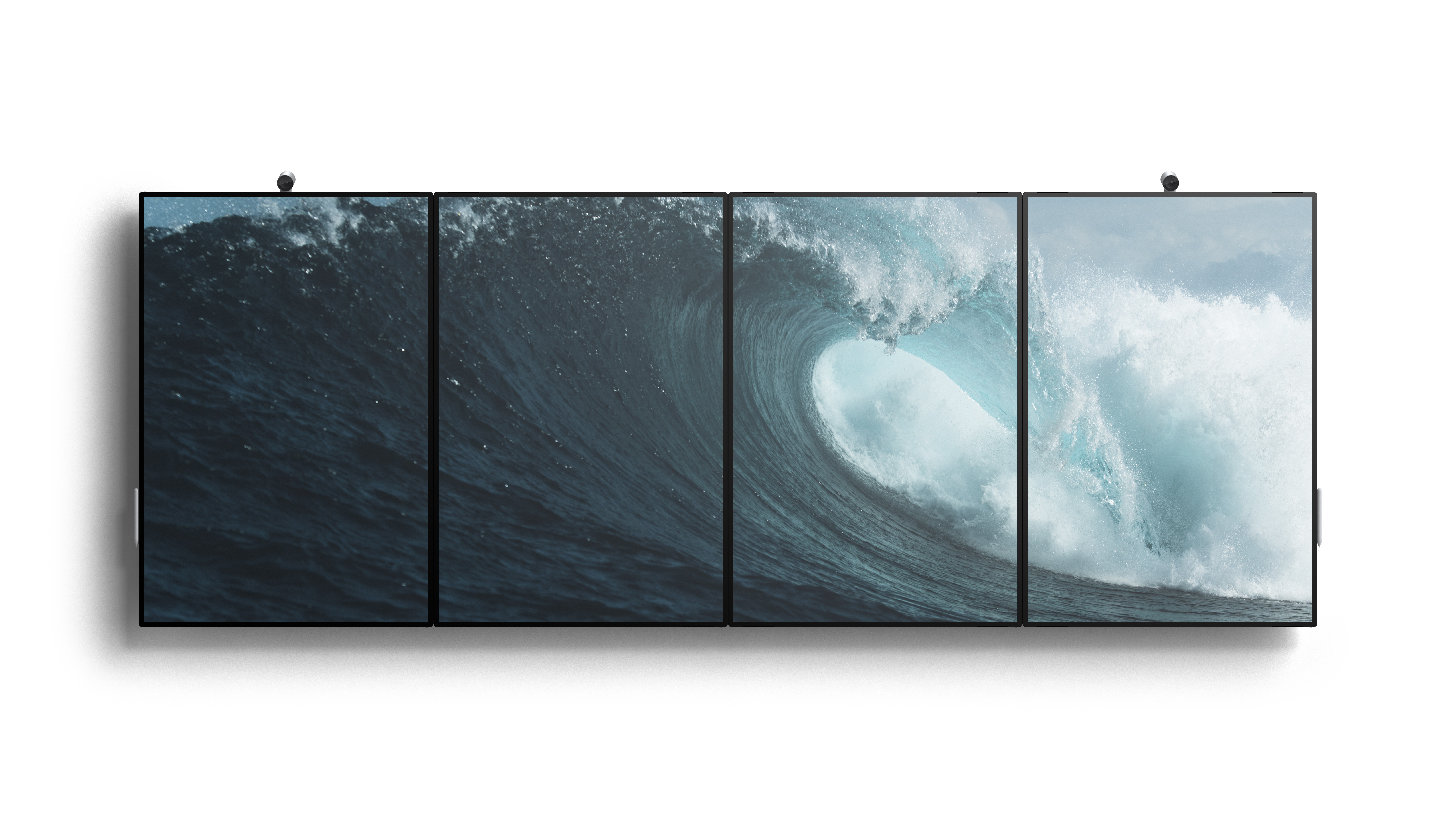 Microsoft S Surface Hub 2 Is Designed For An Office Of The