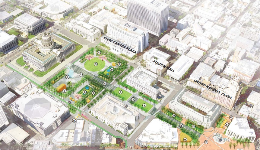 Here's what the new Civic Center may look like