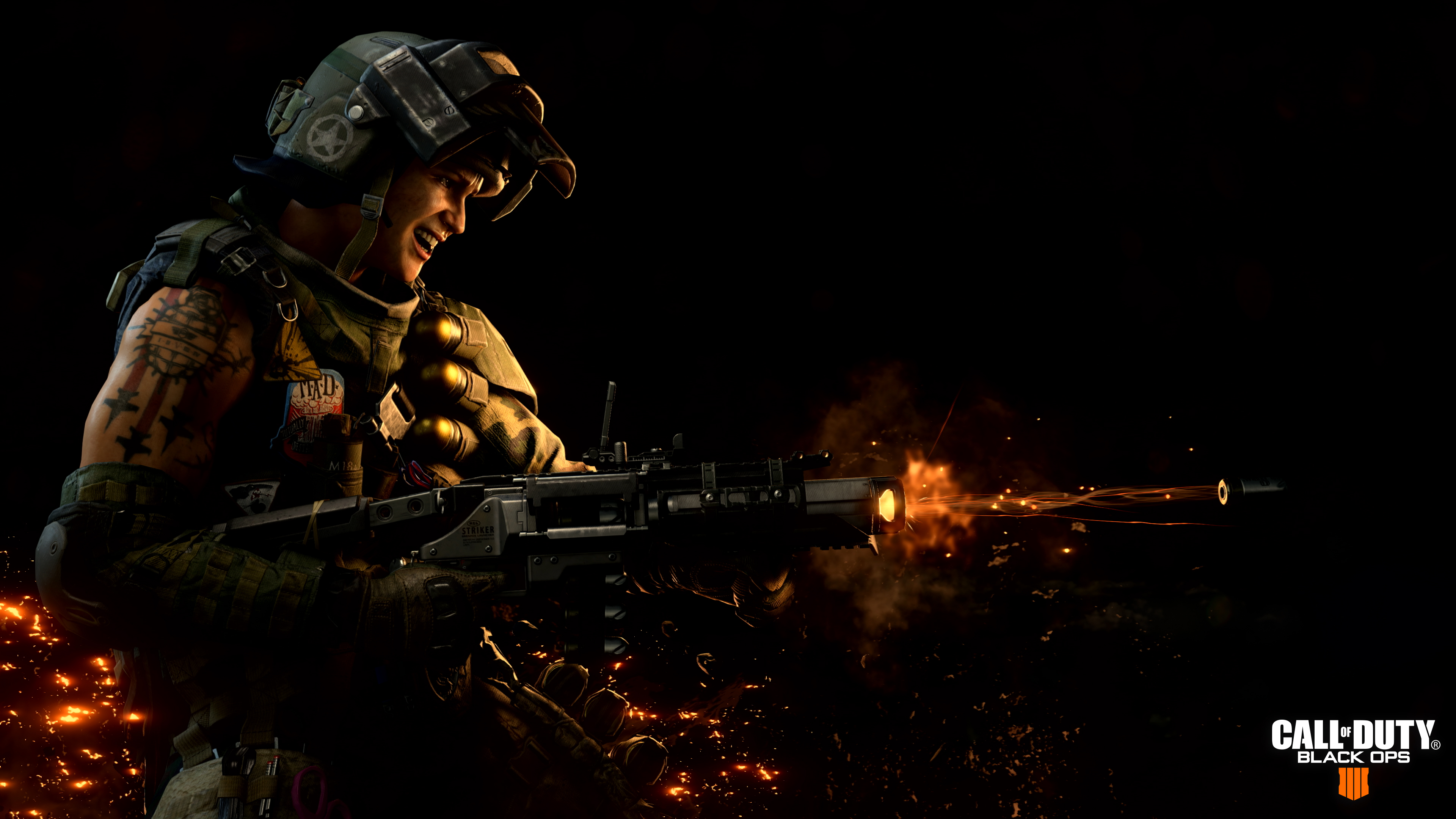 Call of Duty: Black Ops 4's Zombies mode first details - Polygon Call Of Duty Black Ops Zombie Maps List on