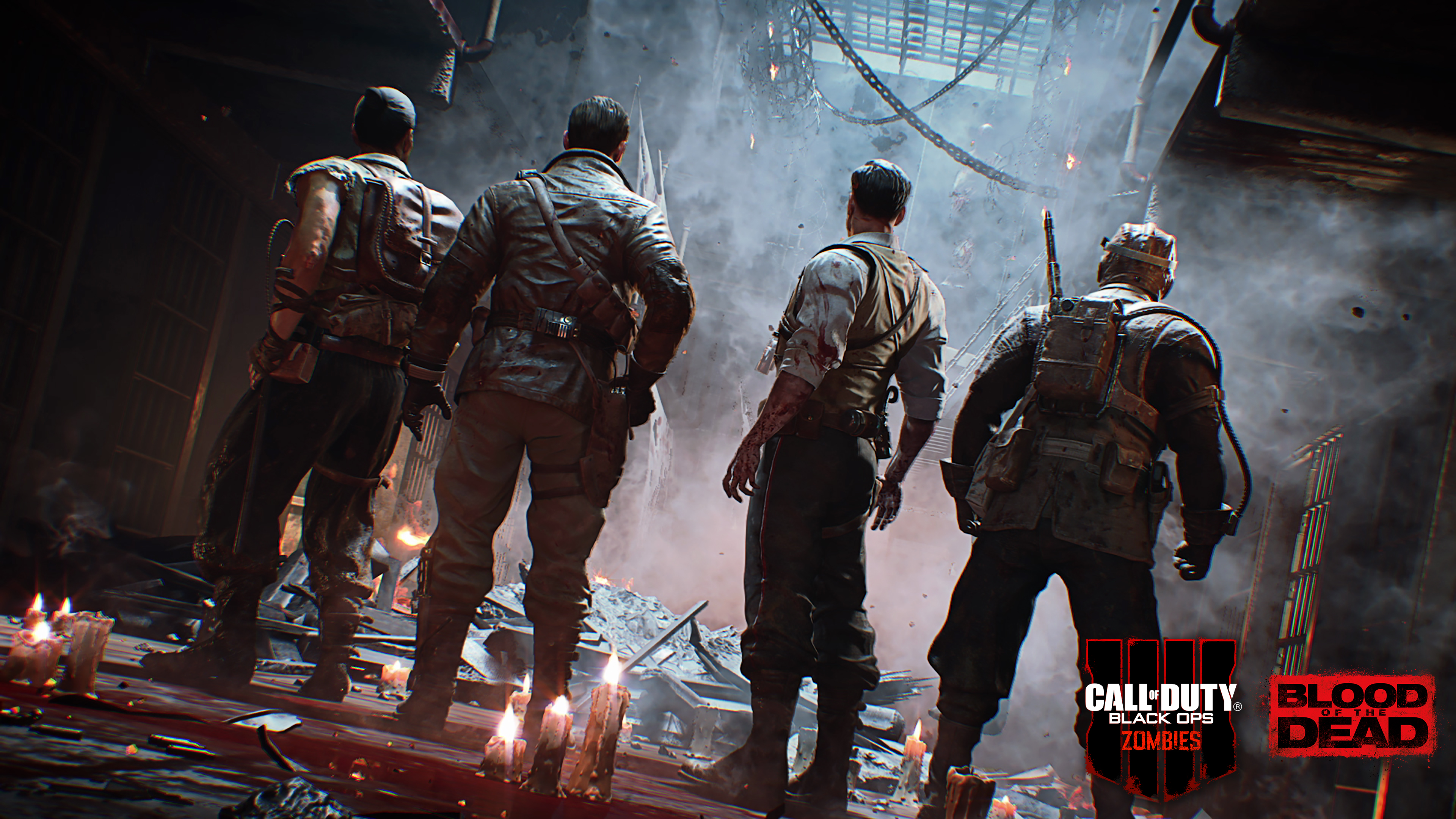 Zombies Wallpaper Black Ops 2