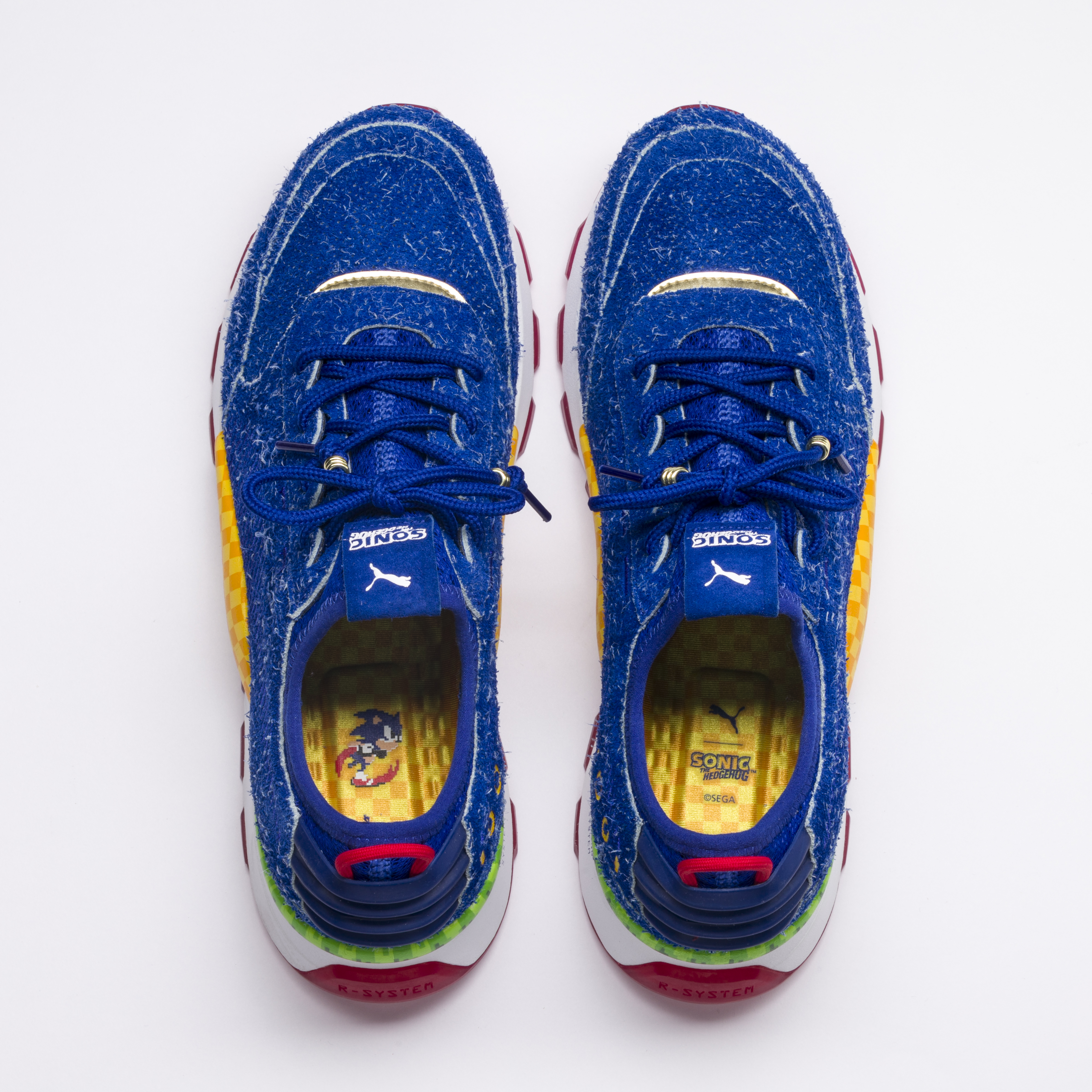 c9eb2db566a6aa Puma s Sonic the Hedgehog sneakers on sale starting June 5 - Polygon