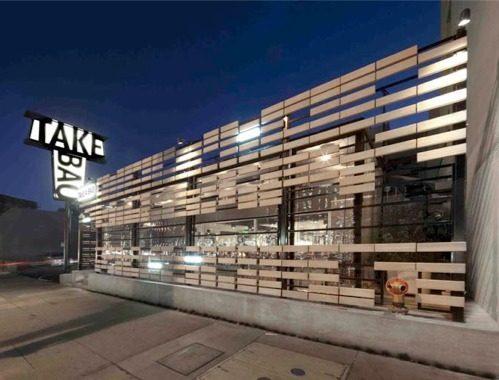 Aia La Restaurant Design Winners 2012 Announced Eater La