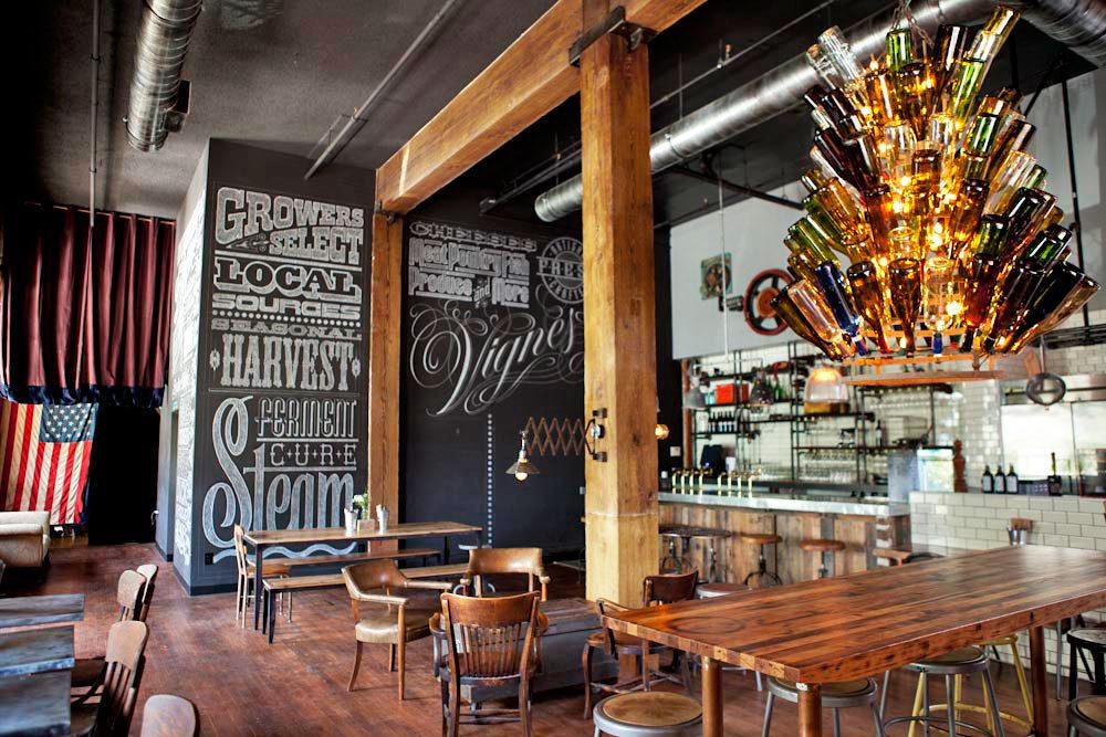 Eat Drink Americano Reveals Its Fresh Face Downtown Eater La