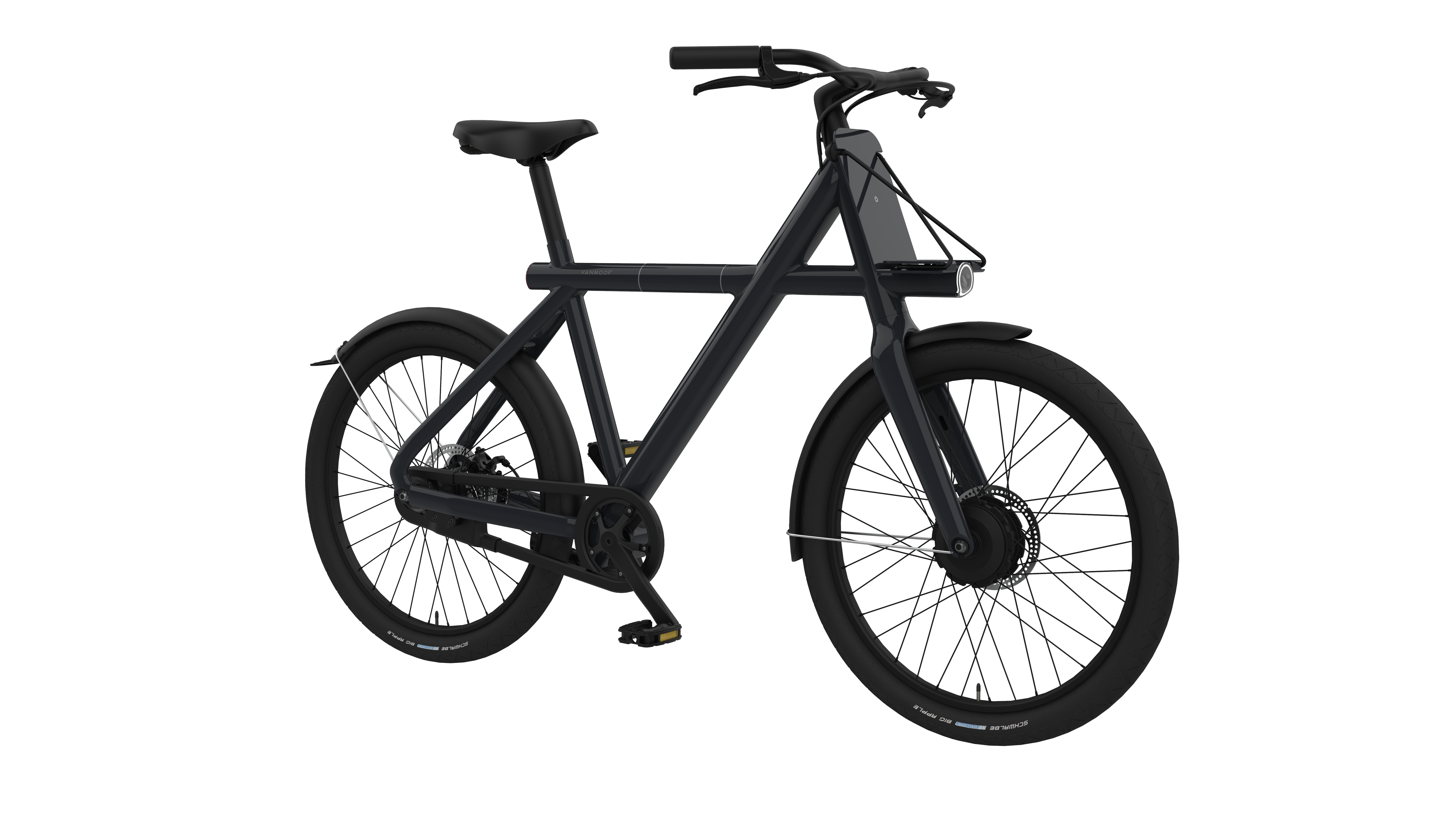 VanMoof's new theft-defying Electrified bikes are serious, fun