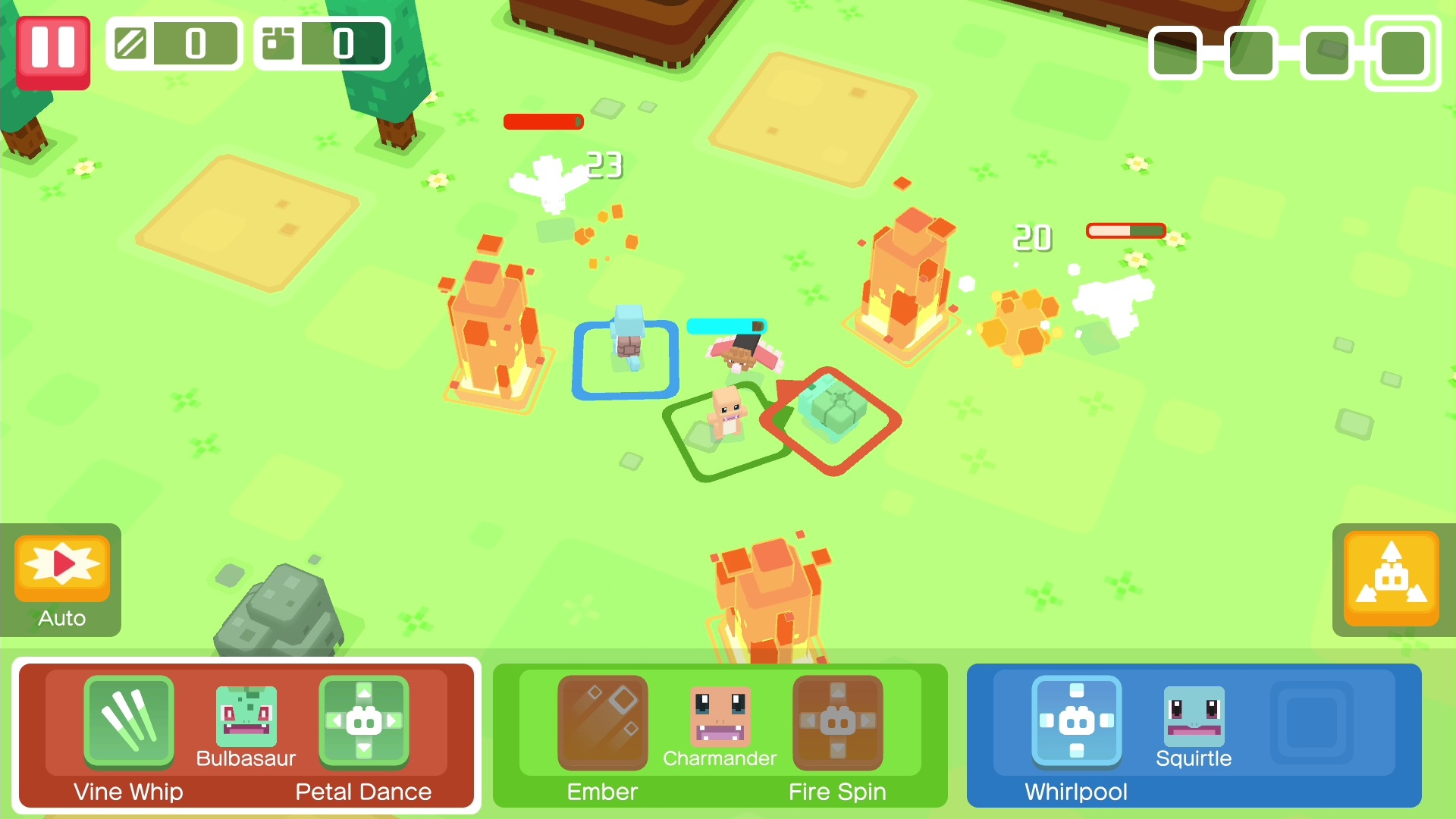 Pokémon Quest is now free on Nintendo Switch - Polygon