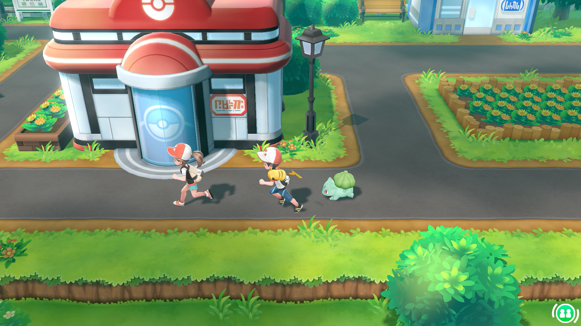 Pokemon Let S Go Pikachu And Eevee Versions Launch On Switch In