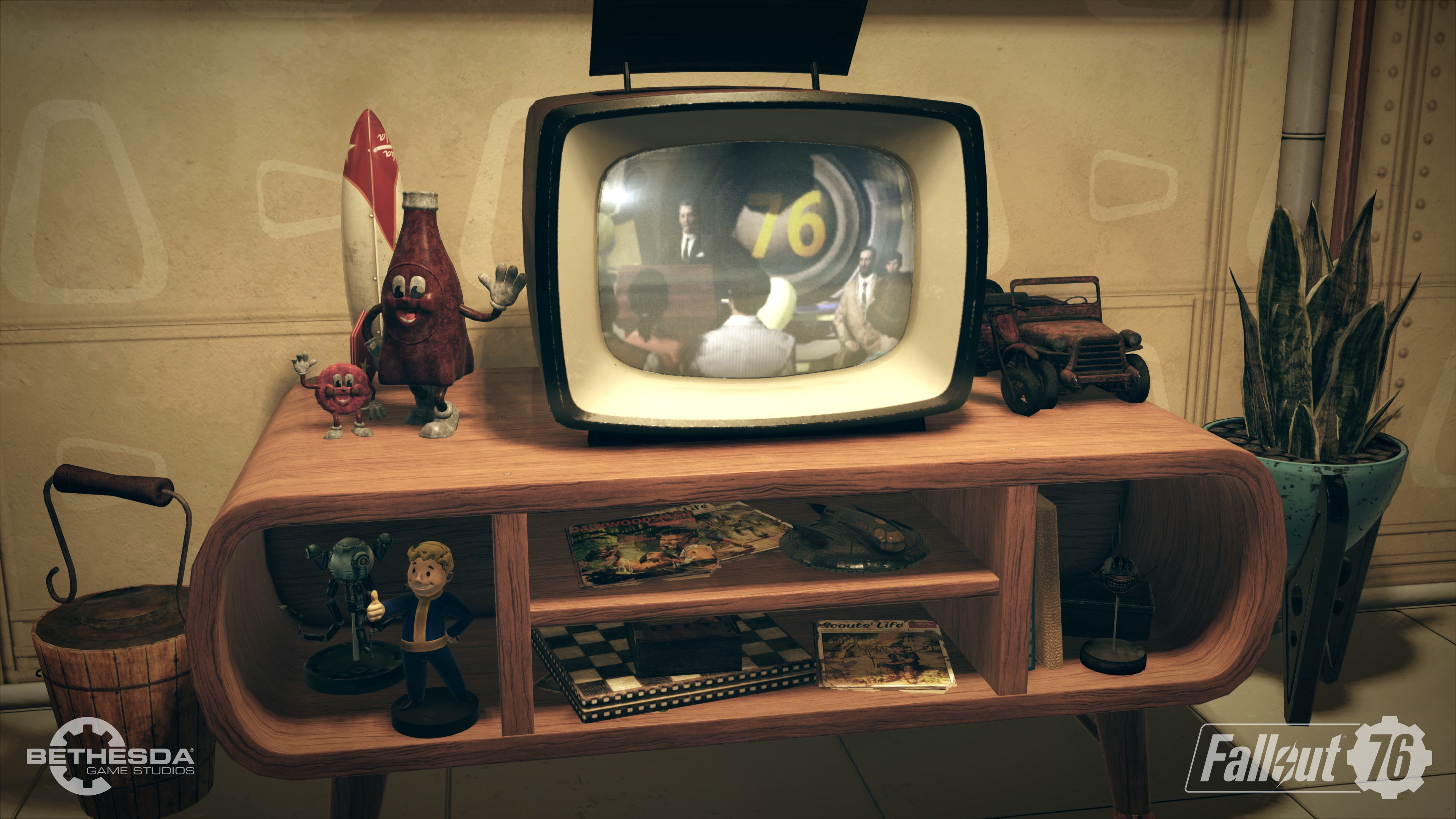 Fallout 76 Is The Next Game In The Fallout Universe Polygon