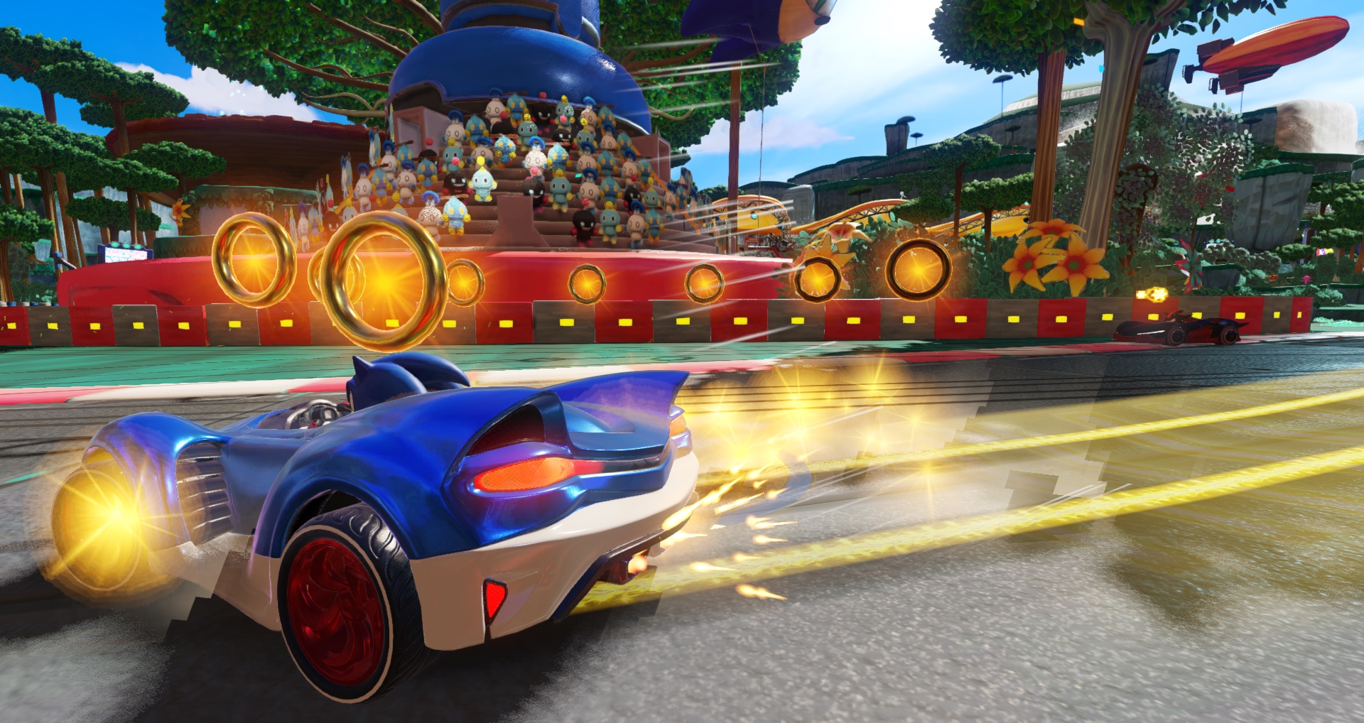 New Sonic Game For Ps4 : A new team based sonic racing game is coming polygon