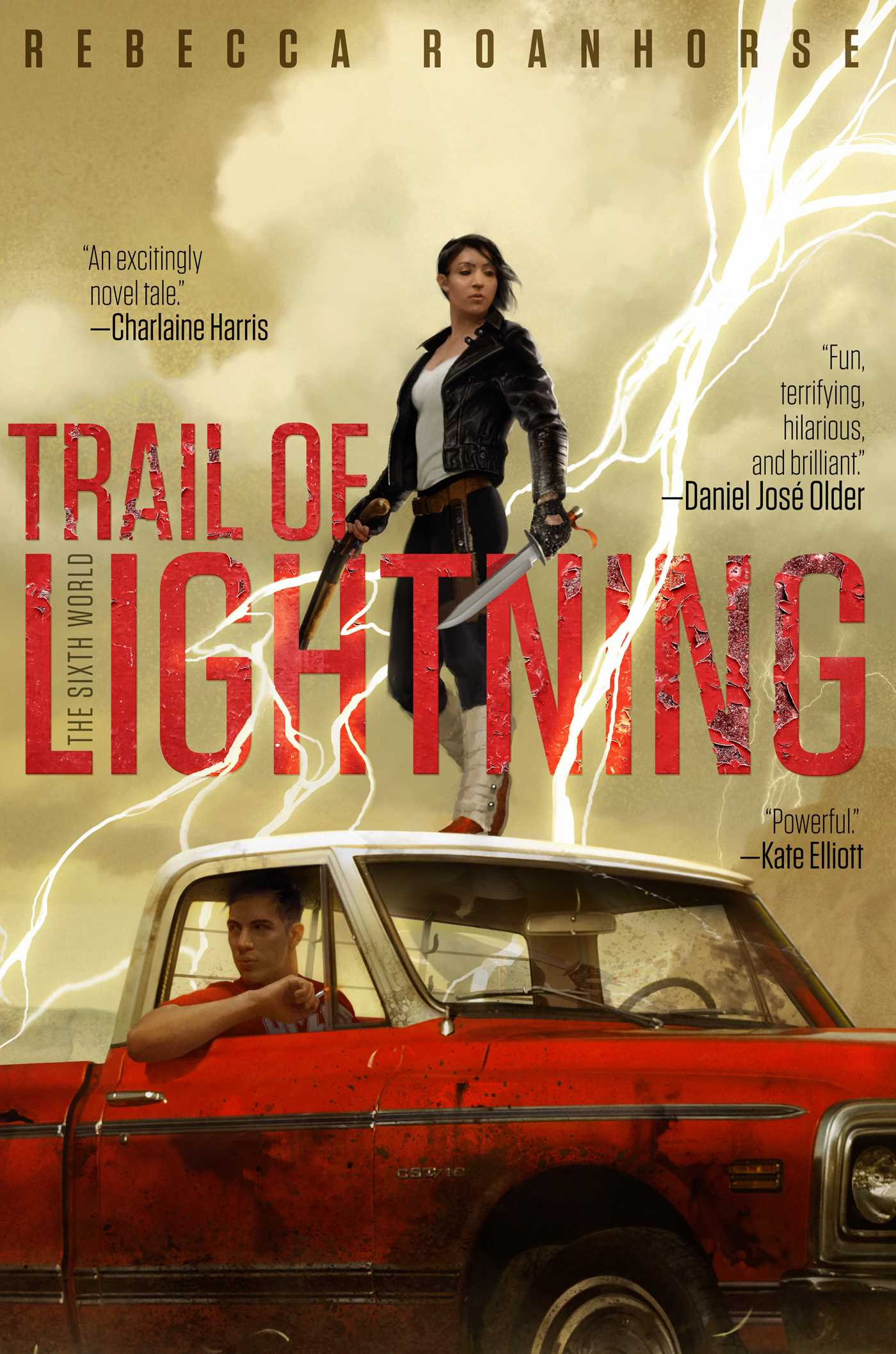 Trail of Lightning is a breathtaking Native American urban fantasy adventure