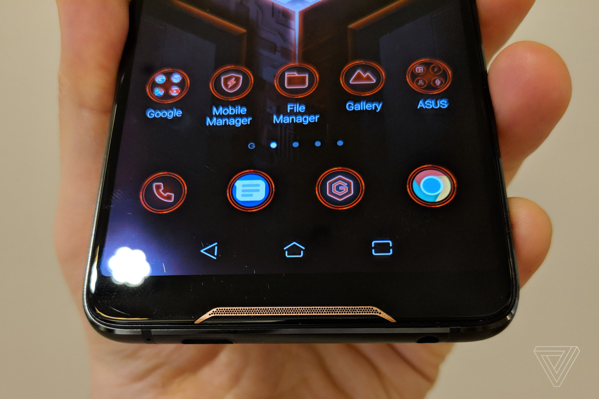 Asus' ROG Phone is the latest attempt to make gaming phones happen