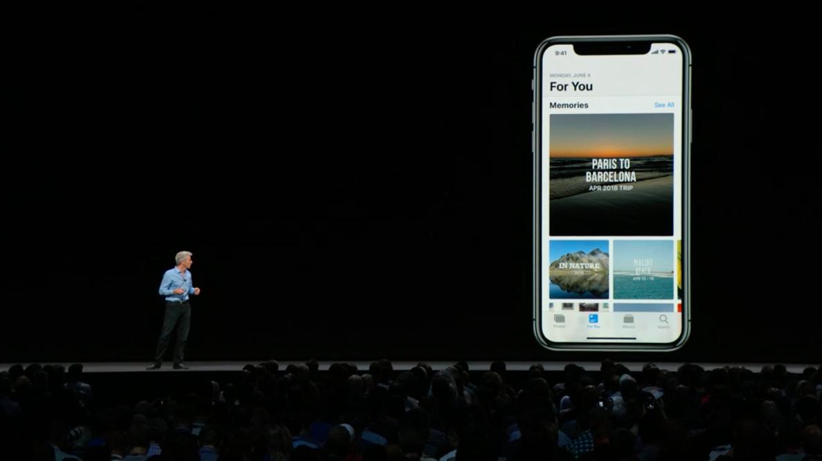 d385098747bc Apple announces iOS 12 with new AR features