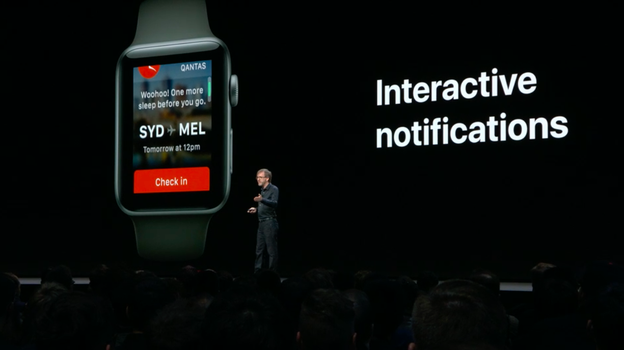 The Apple Watch will get automatic workout detection ...