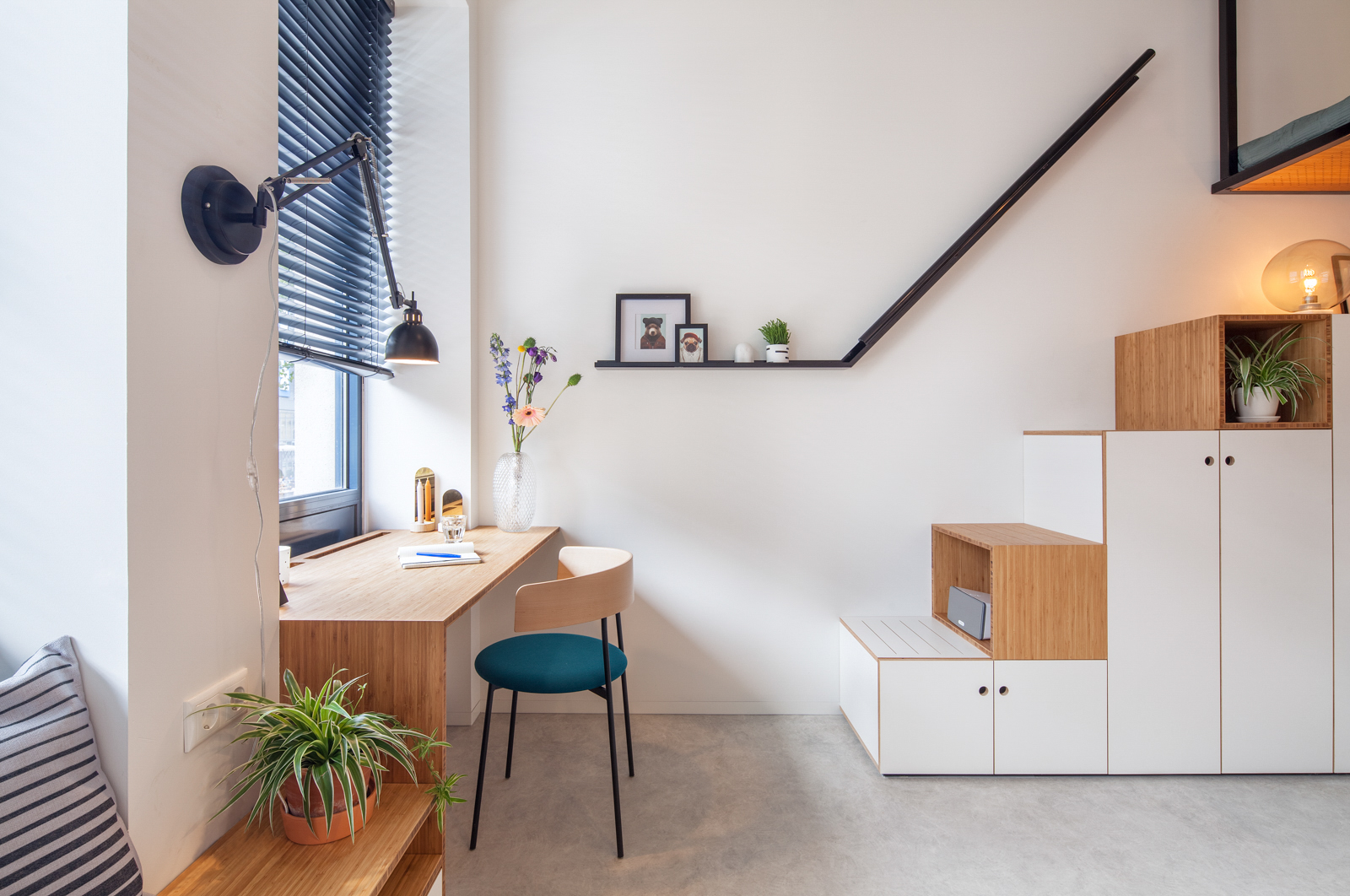 Tiny house-inspired student housing puts your dorm room to shame