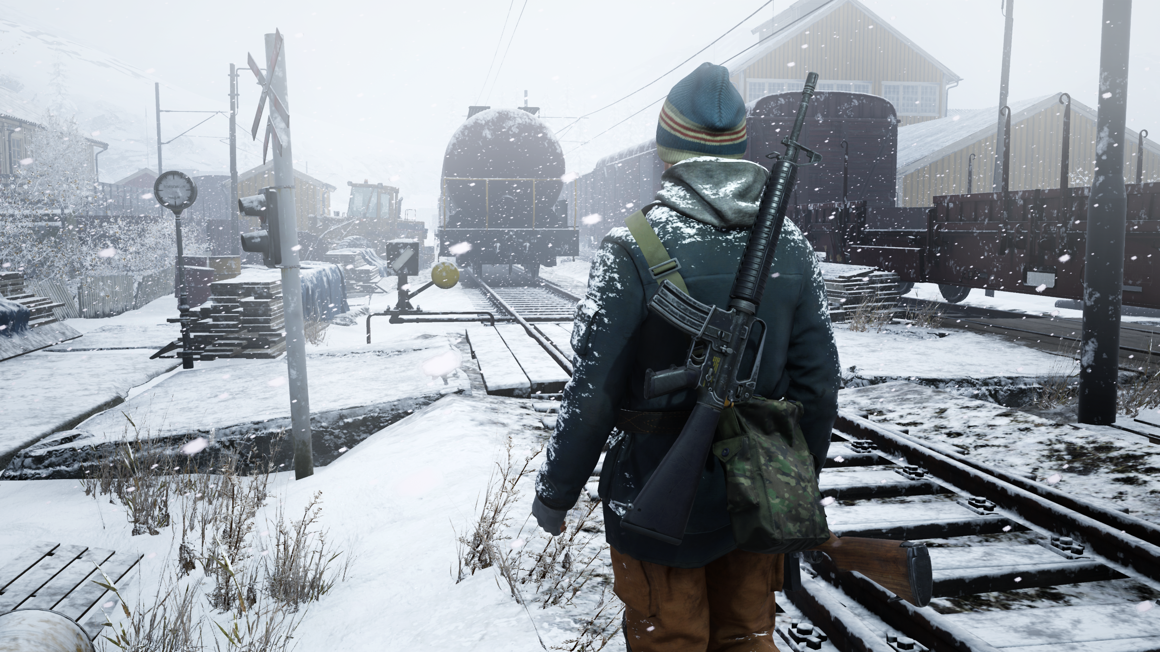 Vigor is a new survival game from the studio behind Arma and