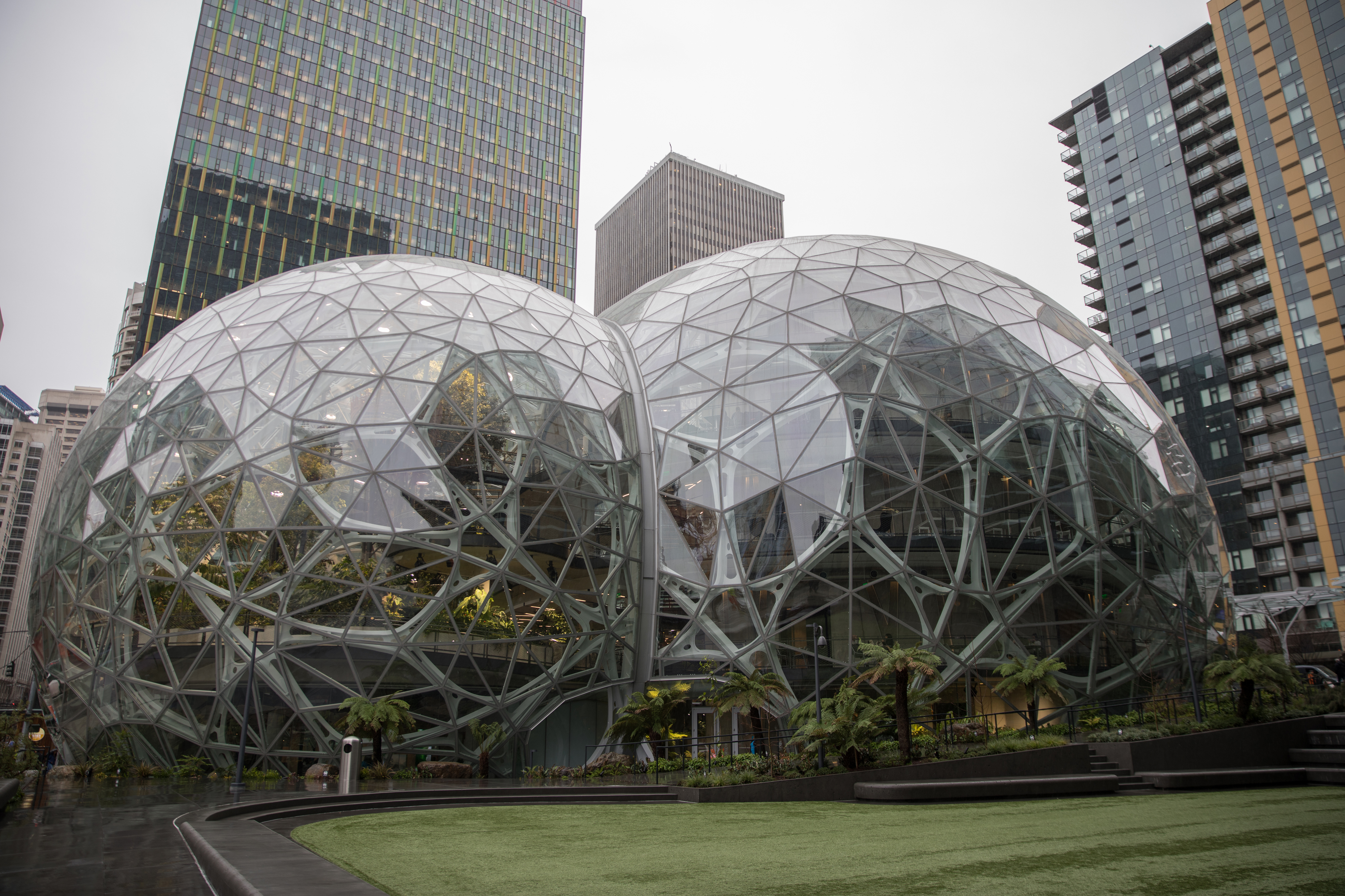 Amazon HQ2 winners: New York City and Arlington, Virginia