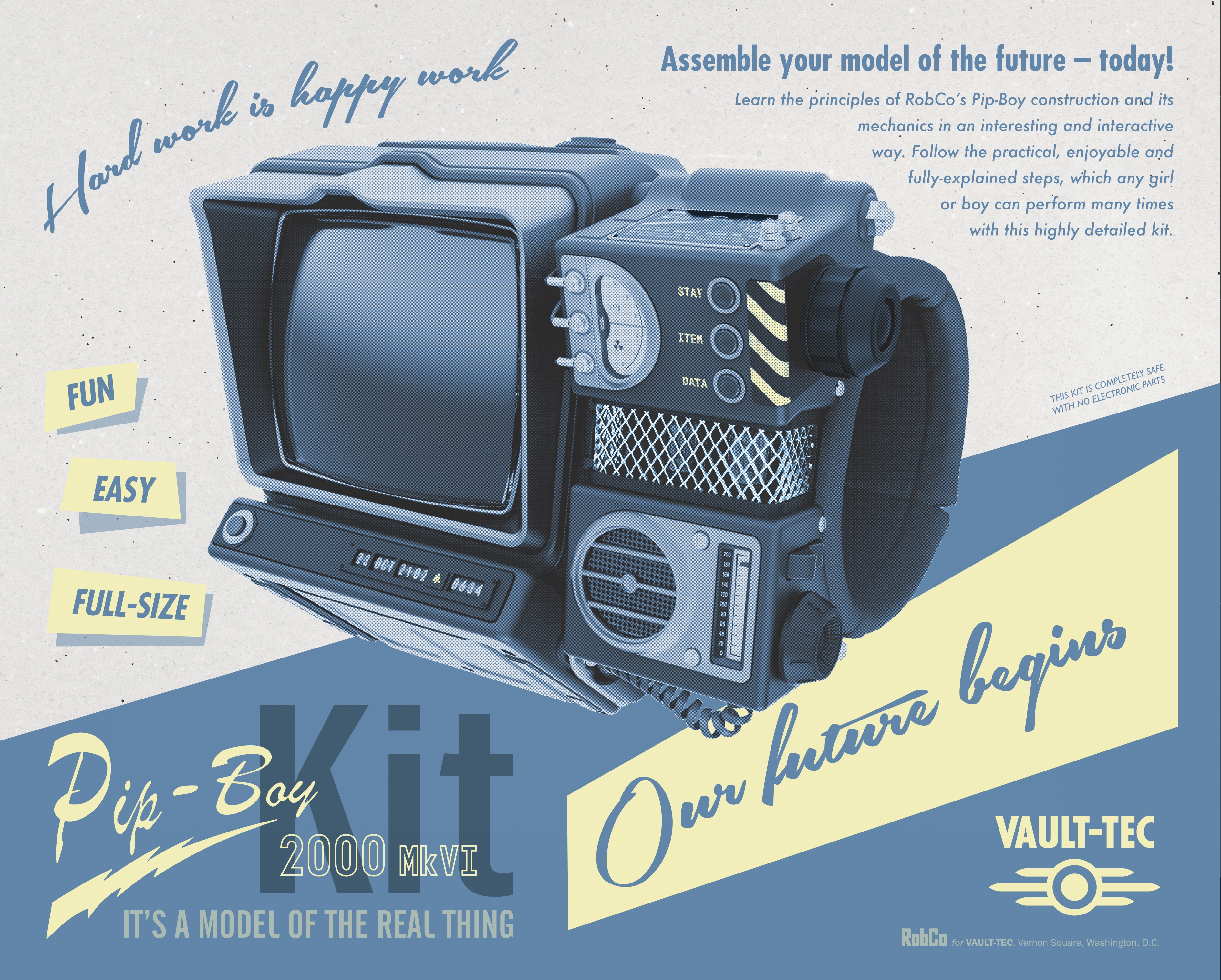 Build your own Pip-Boy with Fallout 76's special edition
