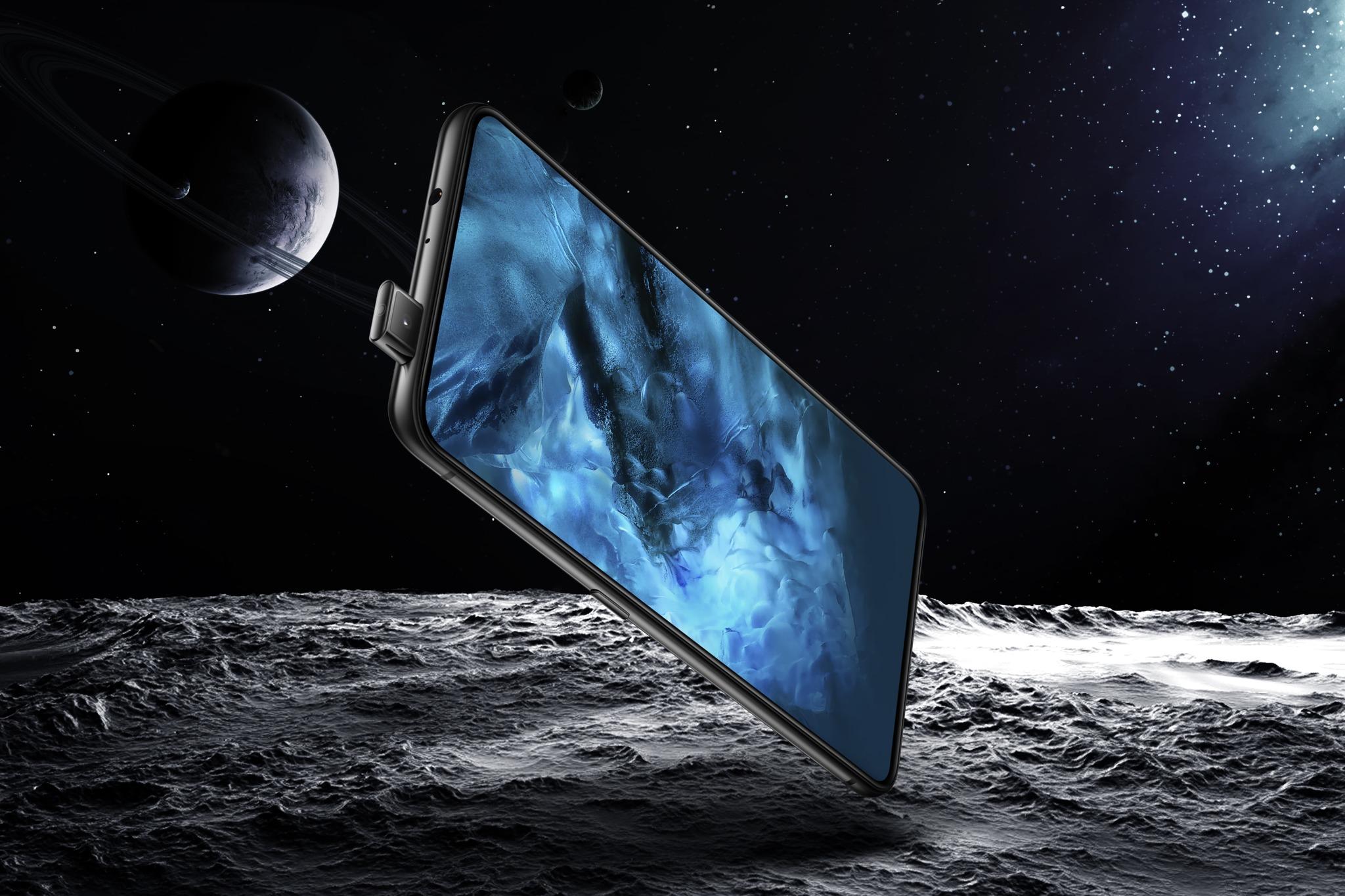 1 - Vivo Nex-- Best Full-Screen Design Smart Phone