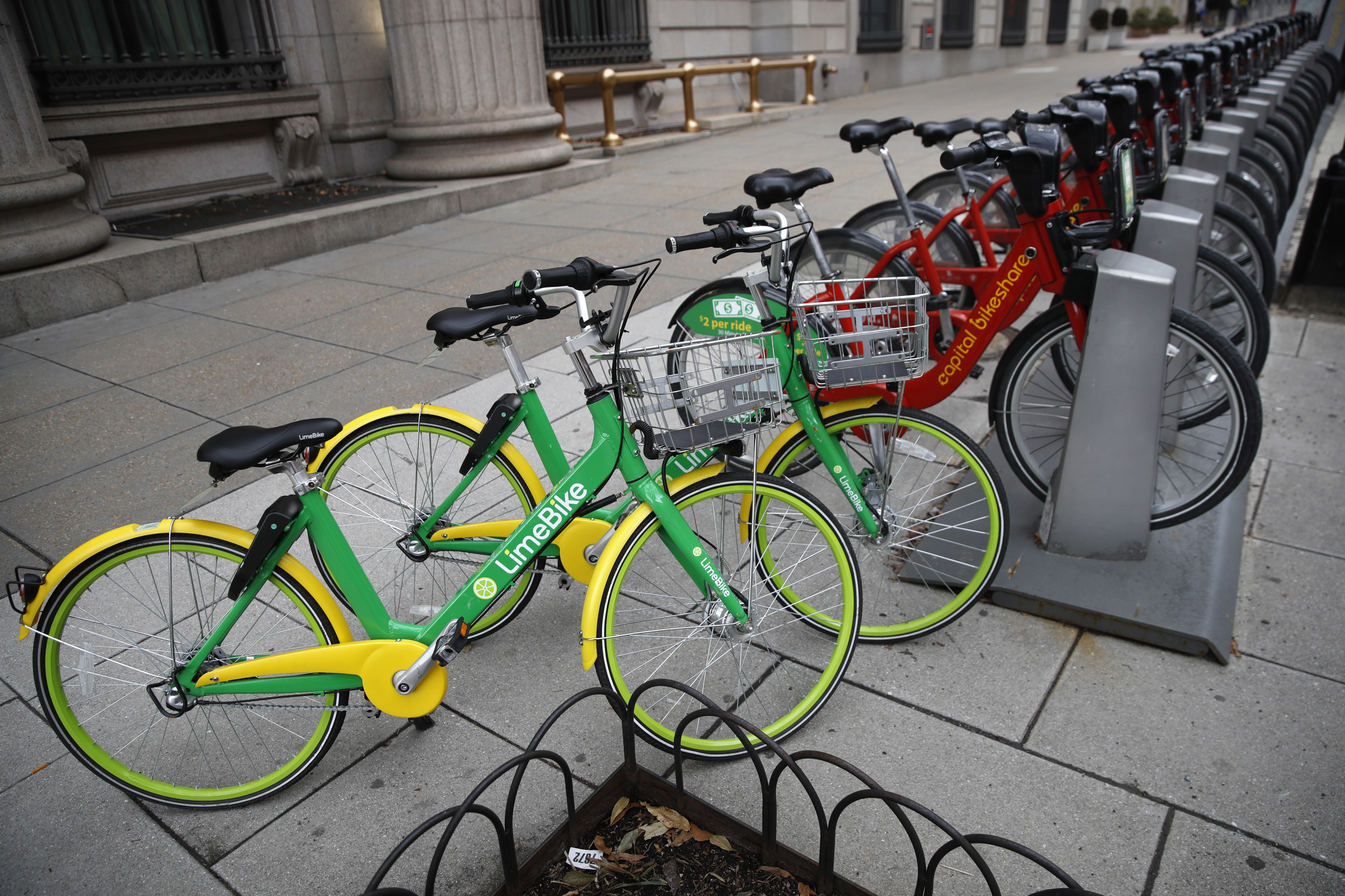 As scooters, bikes, and transit startups flood the streets, cities need to control the curb