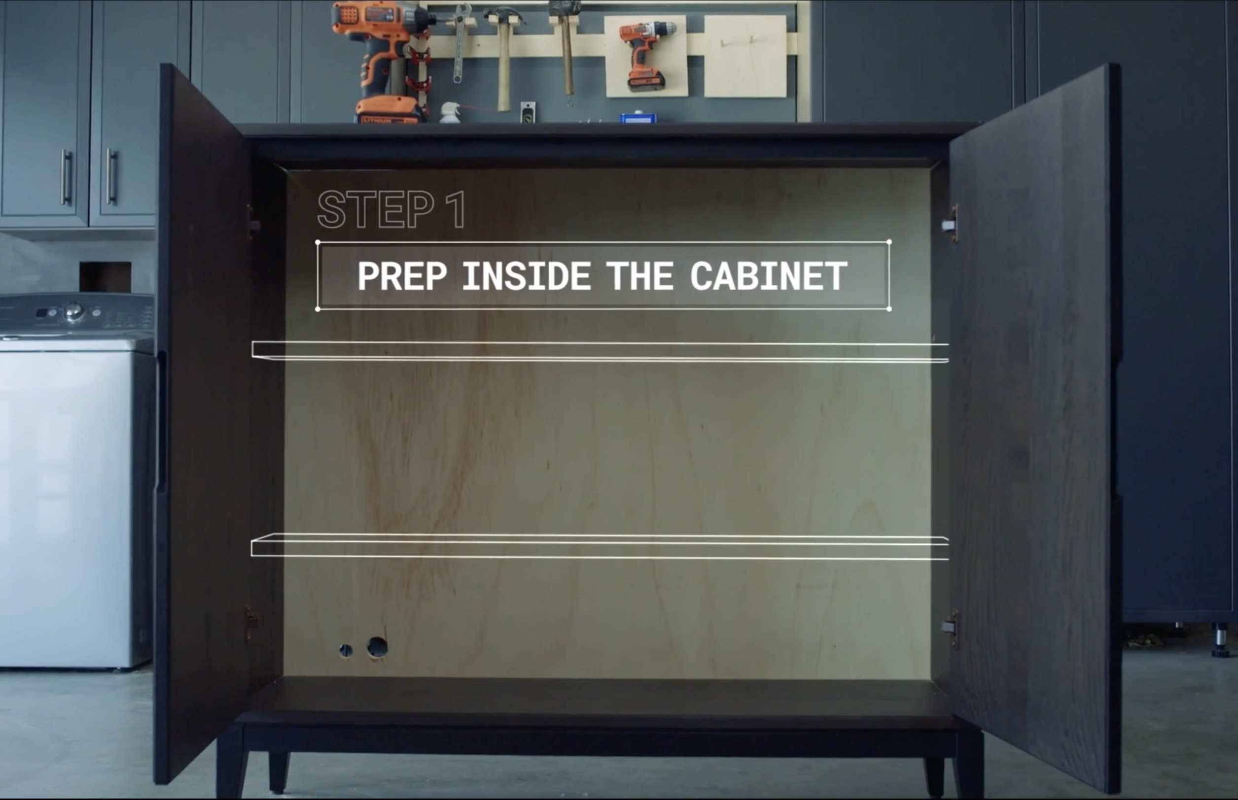 How to DIY a remote-controlled TV lift
