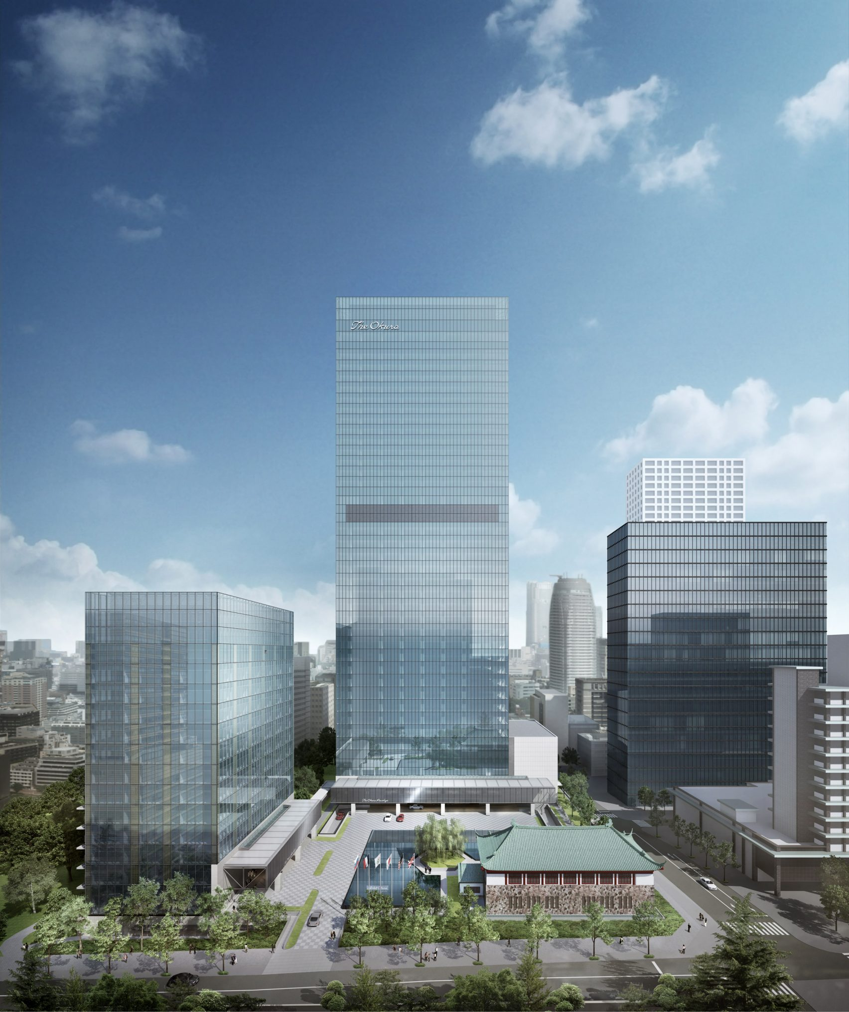 Tokyo's iconic Hotel Okura to reopen in 2019 after renovations
