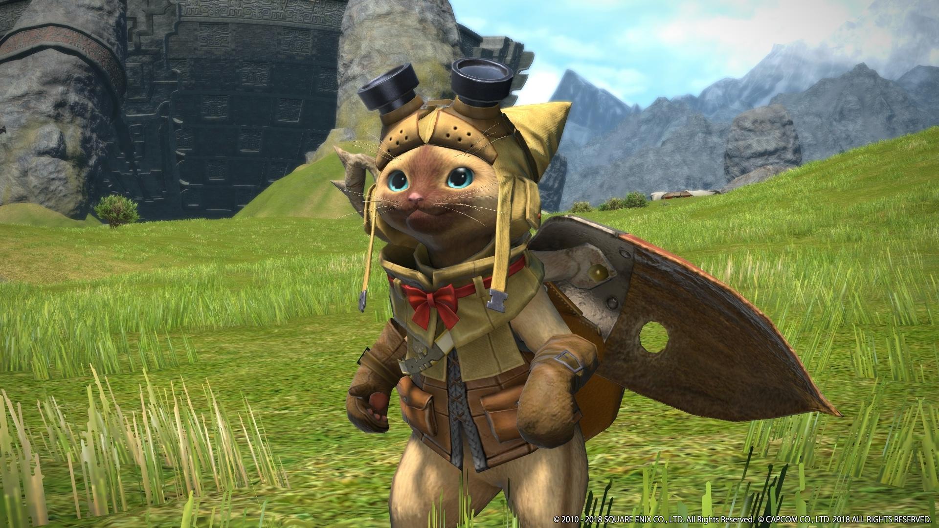 Monster Hunter: World comes to Final Fantasy 14 on Aug  7 - Polygon