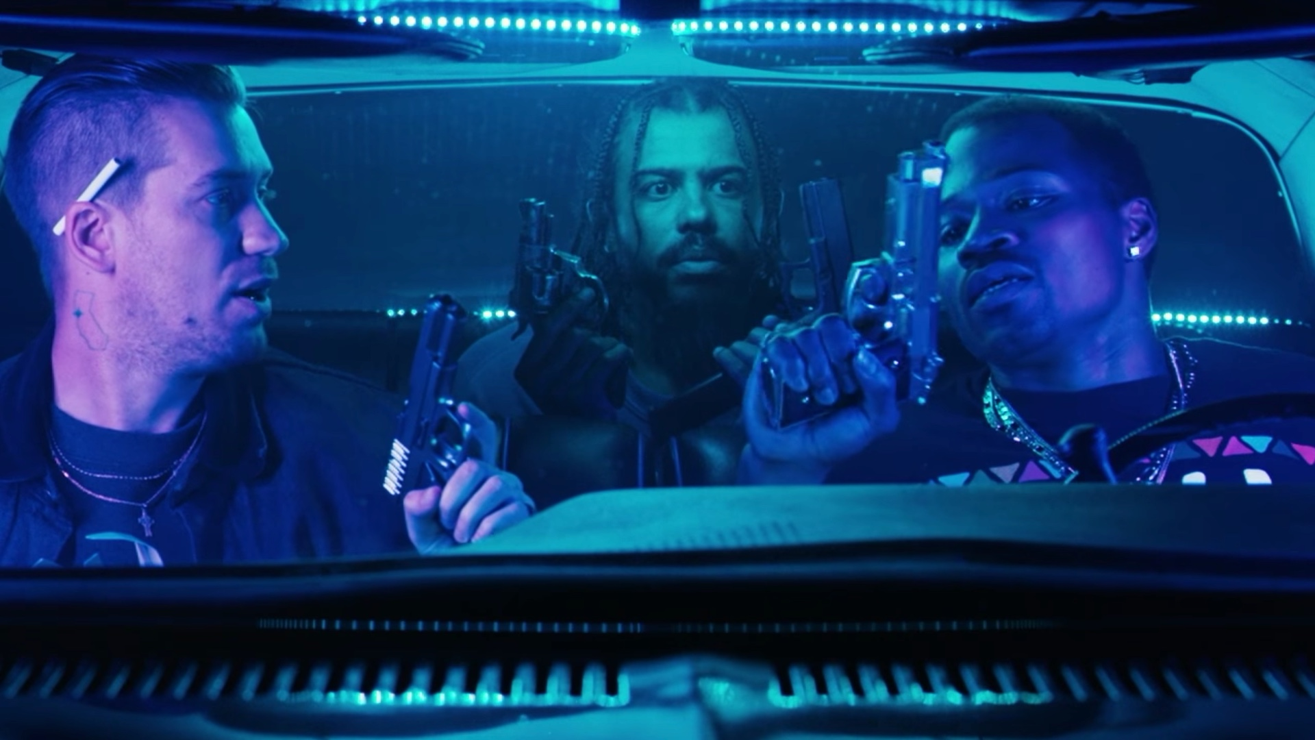 Blindspotting is the rare buddy comedy that tackles social issues. It works.