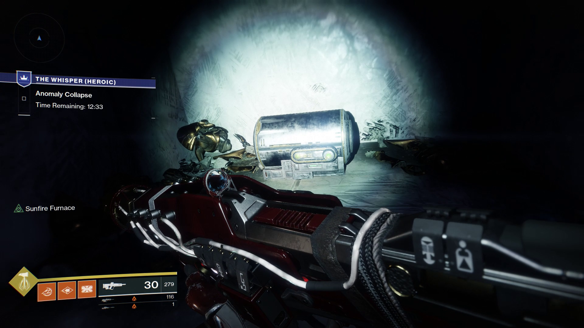 Destiny 2 The Whisper mission guide: How to find secret chests
